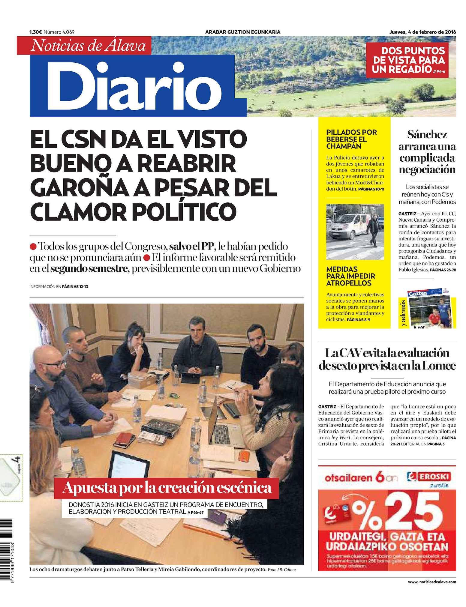 Calaméo Diario de Noticias de Álava 20160204