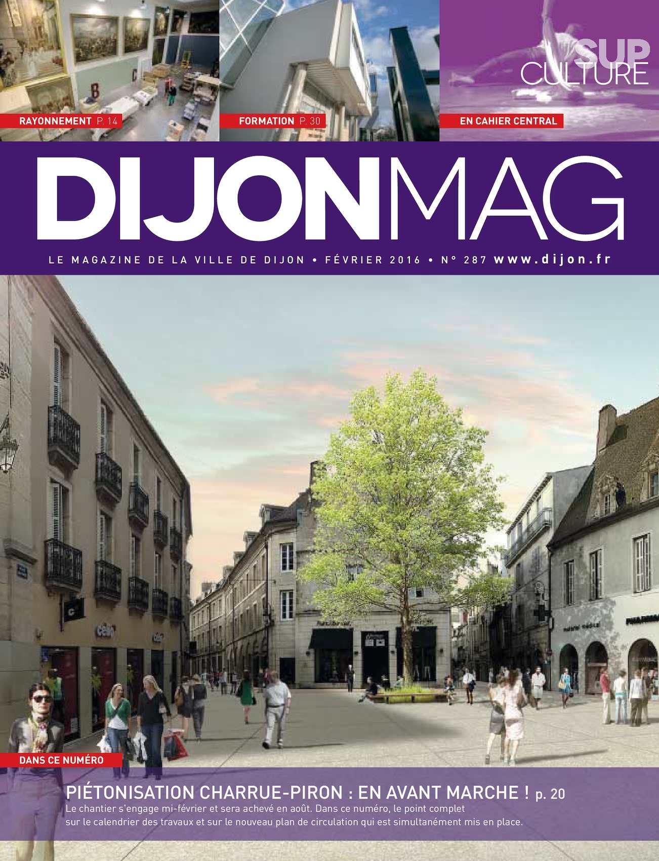 37 Quai Gauthey Dijon calaméo - dijon mag n°287