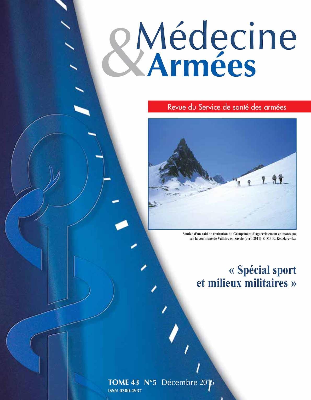 Calaméo - Médecine   Armées tome 43 n° 5 38400feb3d2c