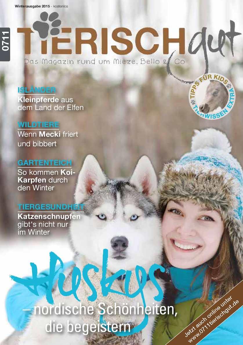 TIERISCH GUT - 2/2015 Tiermagazin - Tiere