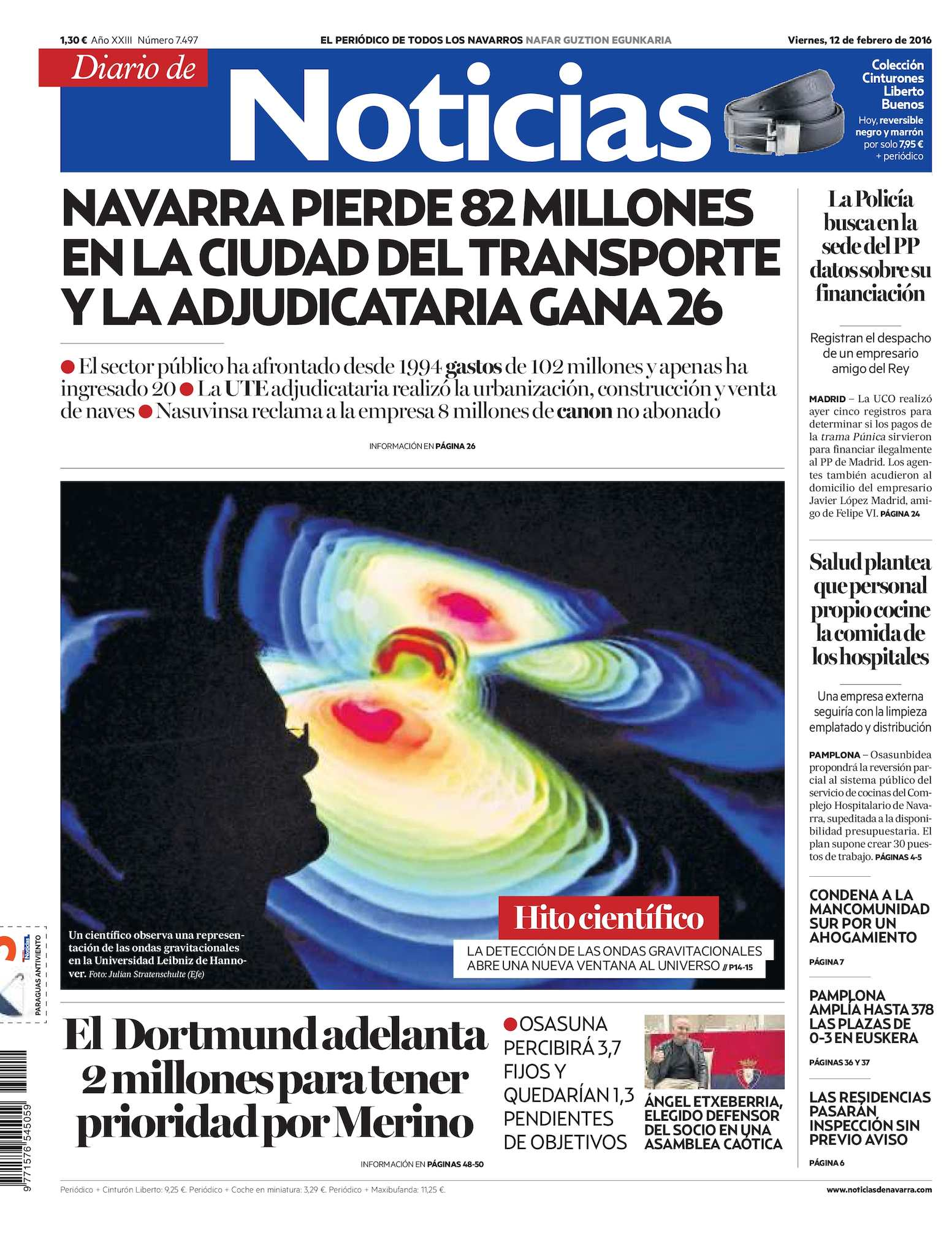 3d940638d1 Calaméo - Diario de Noticias 20160212