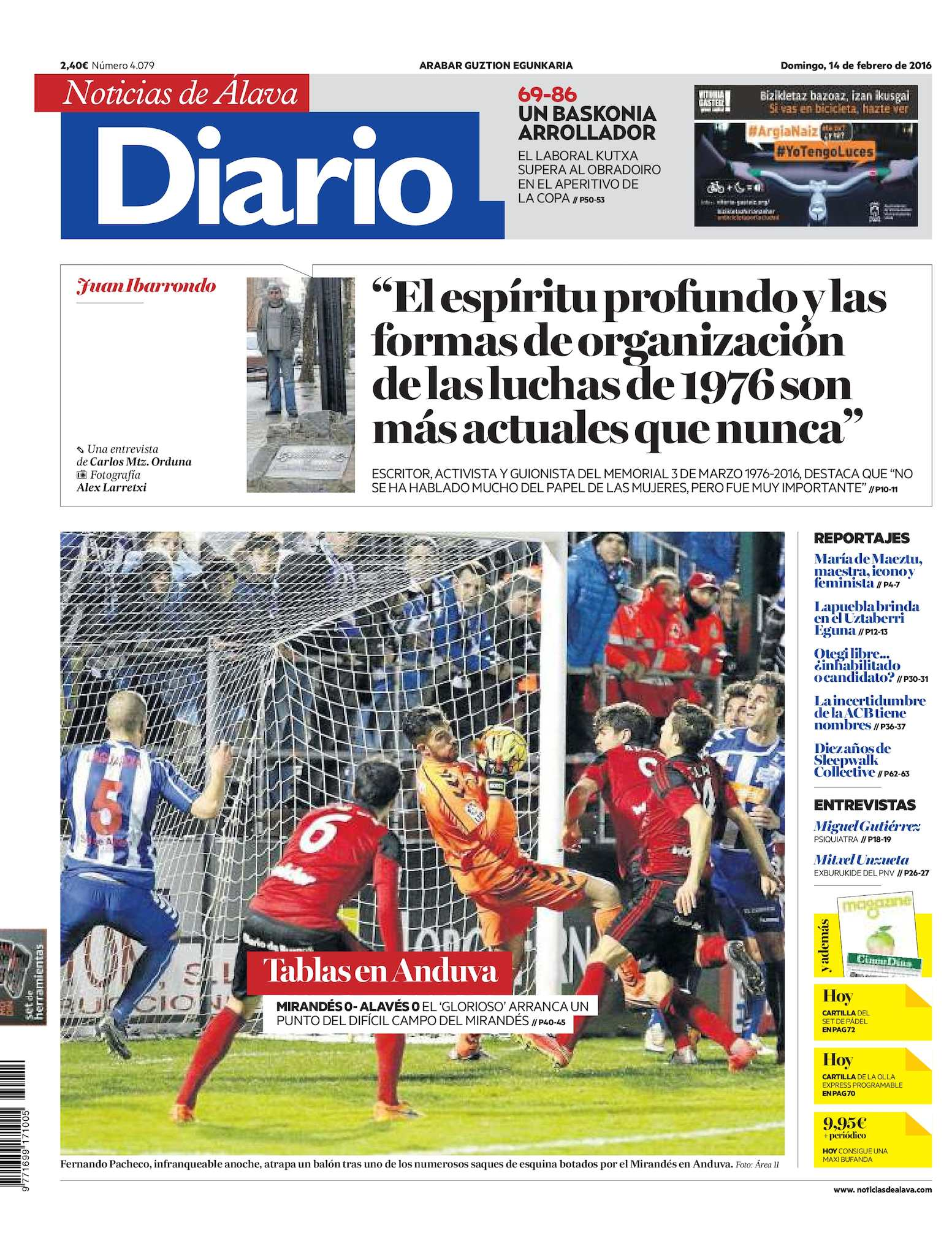 Calaméo - Diario de Noticias de Álava 20160214 362743c15a6
