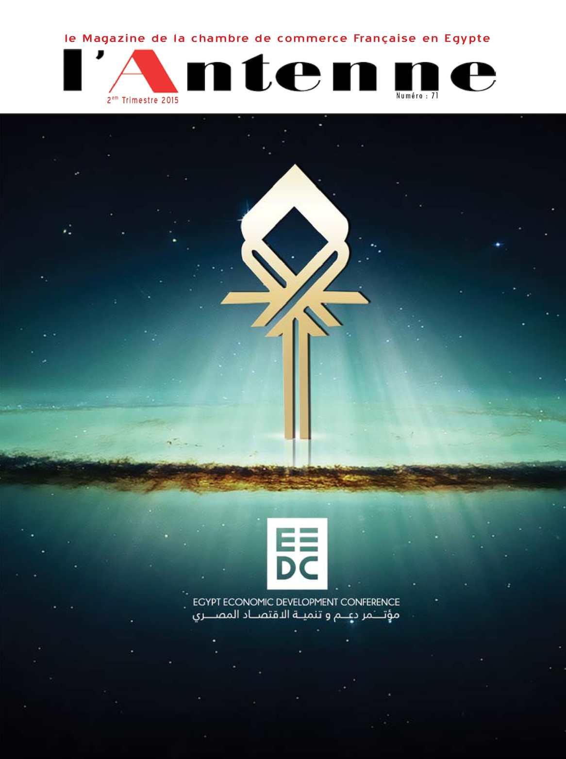 81d3b3a91af69 Calaméo - CCIF Egypte - Magazine L Antenne 71