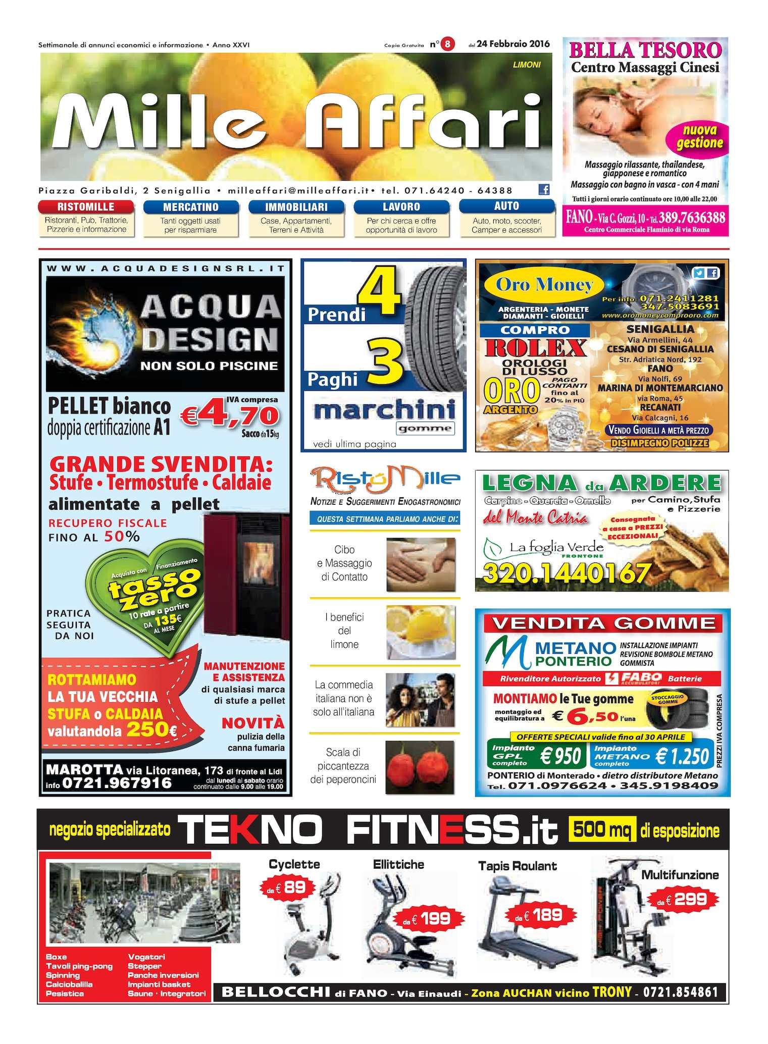 online store 2a8f7 933a0 Calaméo - MILLEAFFARI N°08 DEL 24.02.16