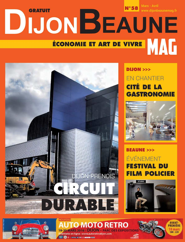 sale retailer c7309 0fcae Calaméo - Dijon Beaune Mag N°58 mars avril 2016