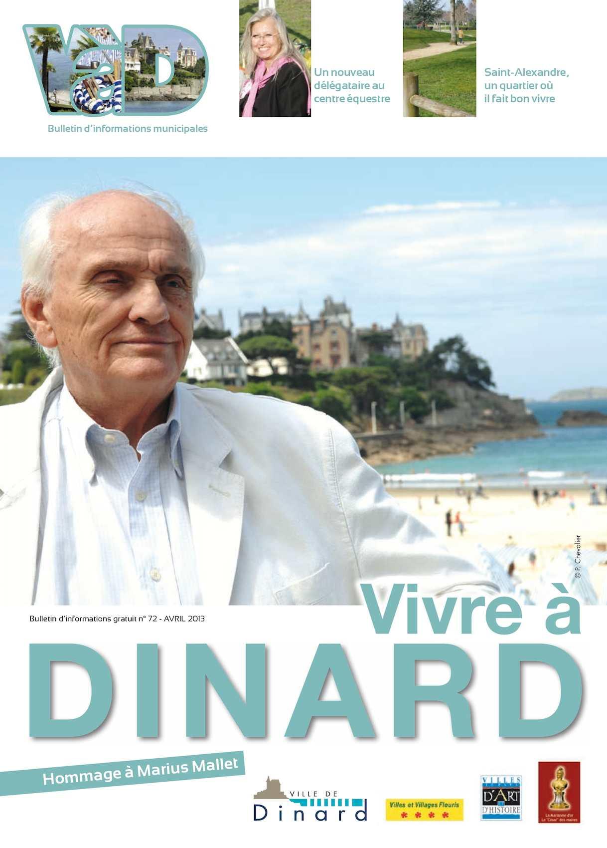 Le Choix De Sophie Dinard calaméo - vivre à dinard n°72 - avril 2013