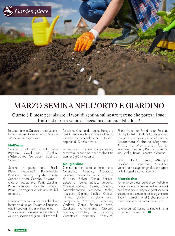 Terra Buona Per Giardino ipersoap magazine n°3 marzo 2016! - calameo downloader