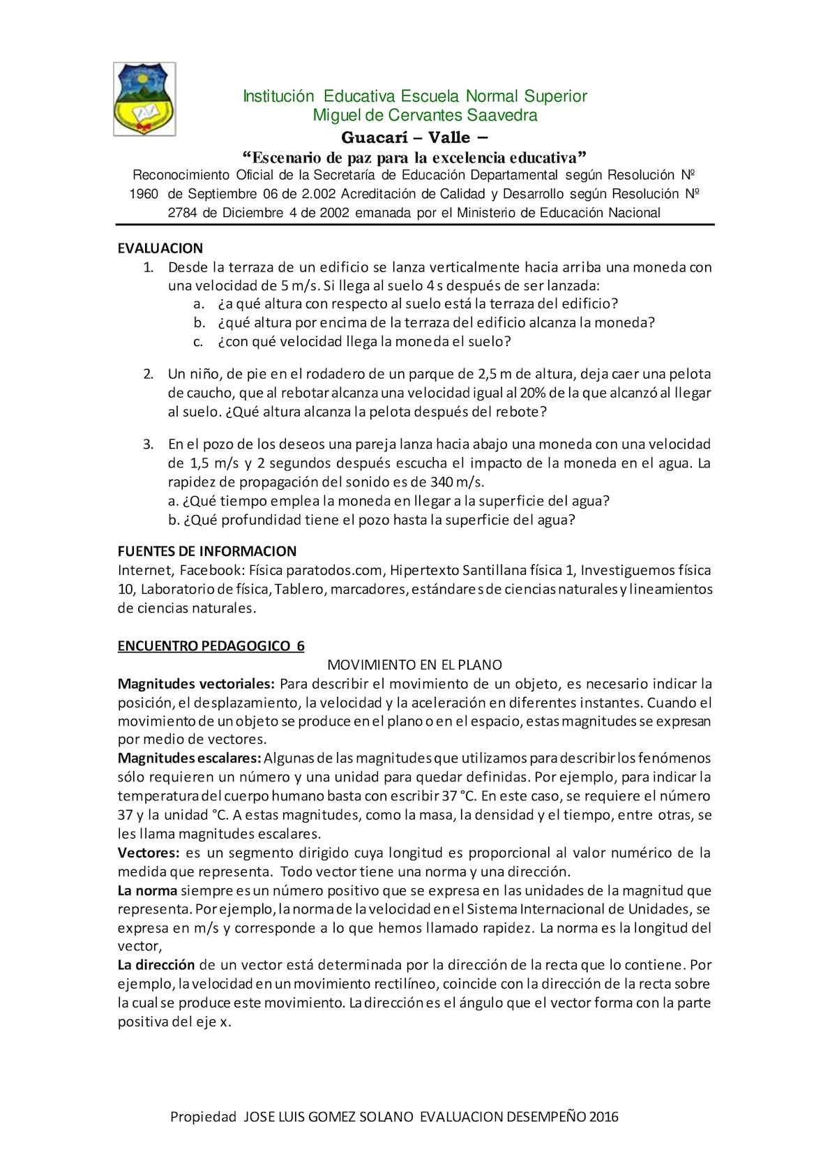 Guia Jose Luis Fisica 10 Calameo Downloader
