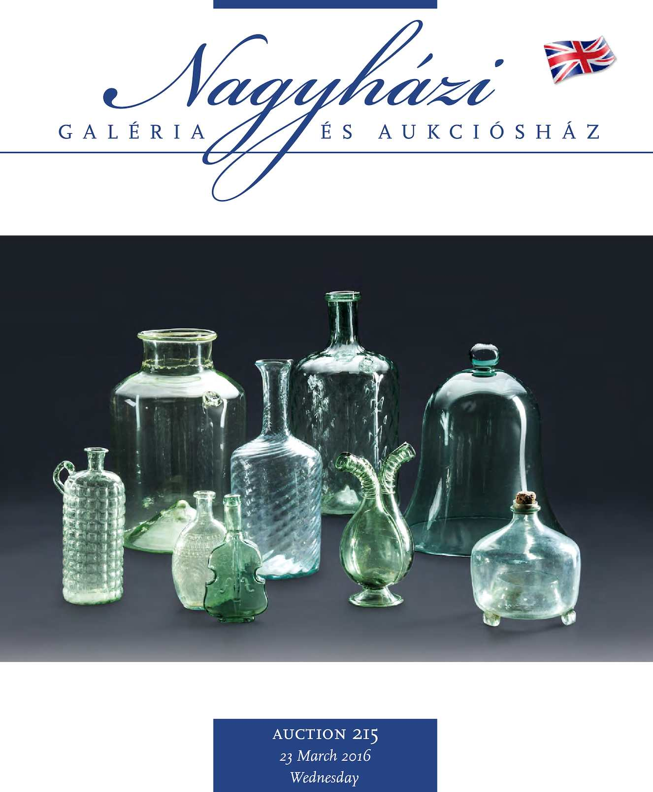 Nagyhazi Gallery and Auction house - Auction 215