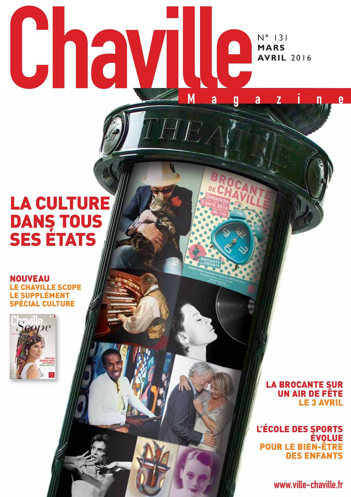 Les Sens Du Bien Etre Chaville calaméo - chaville magazine 131