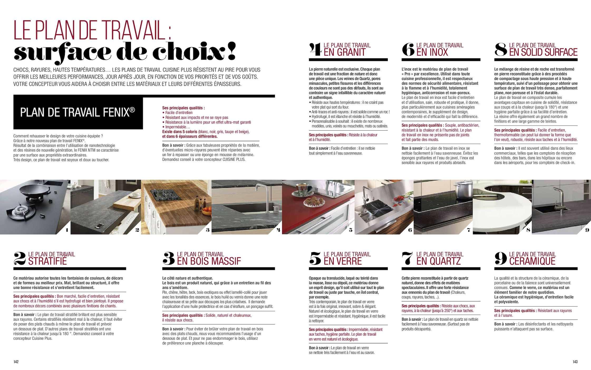 Micro Rayure Plan De Travail Stratifié catalogue cuisine plus 2018 - calameo downloader