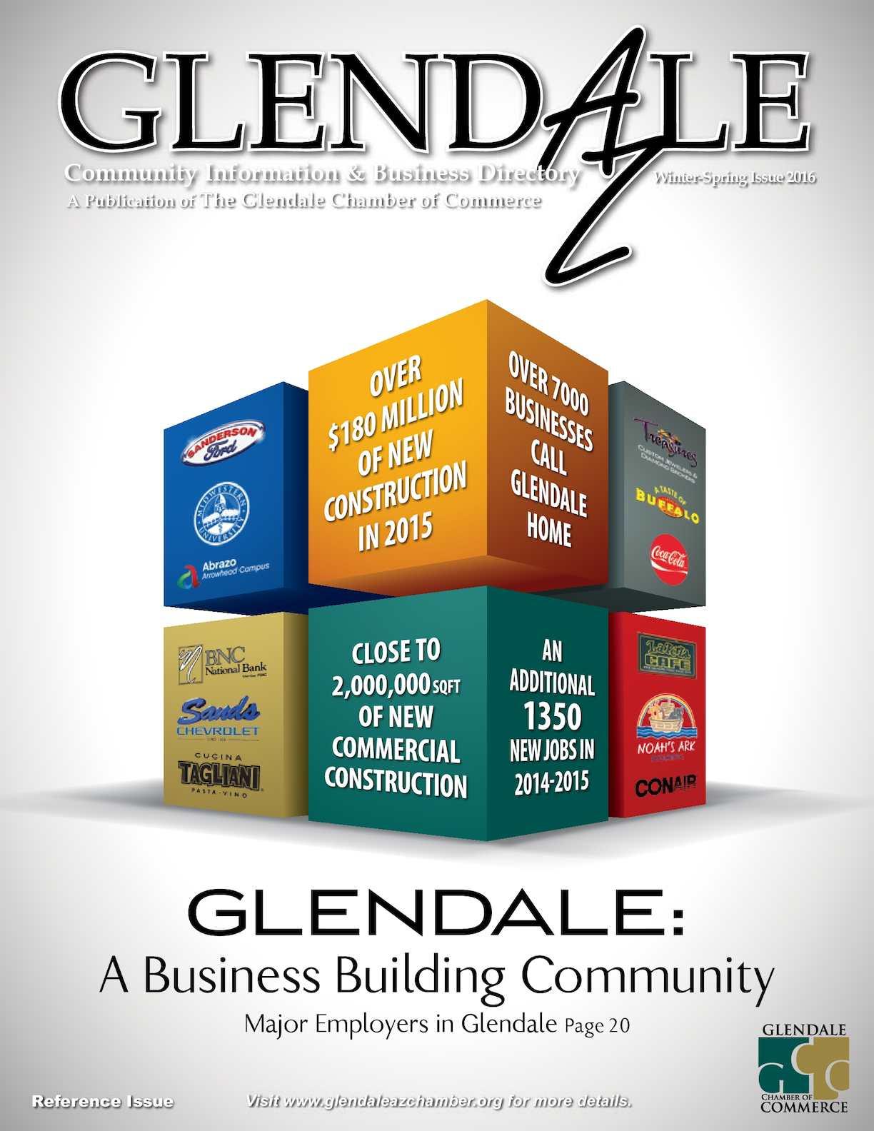 Calaméo - 2016 SPRING ISSUE: GLENDALE AZ: COMMUNITY