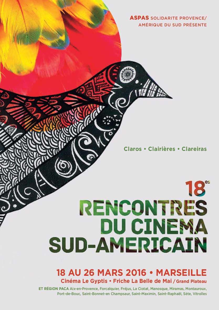 Rencontres Du Cinéma Sud-Américain De Marseille