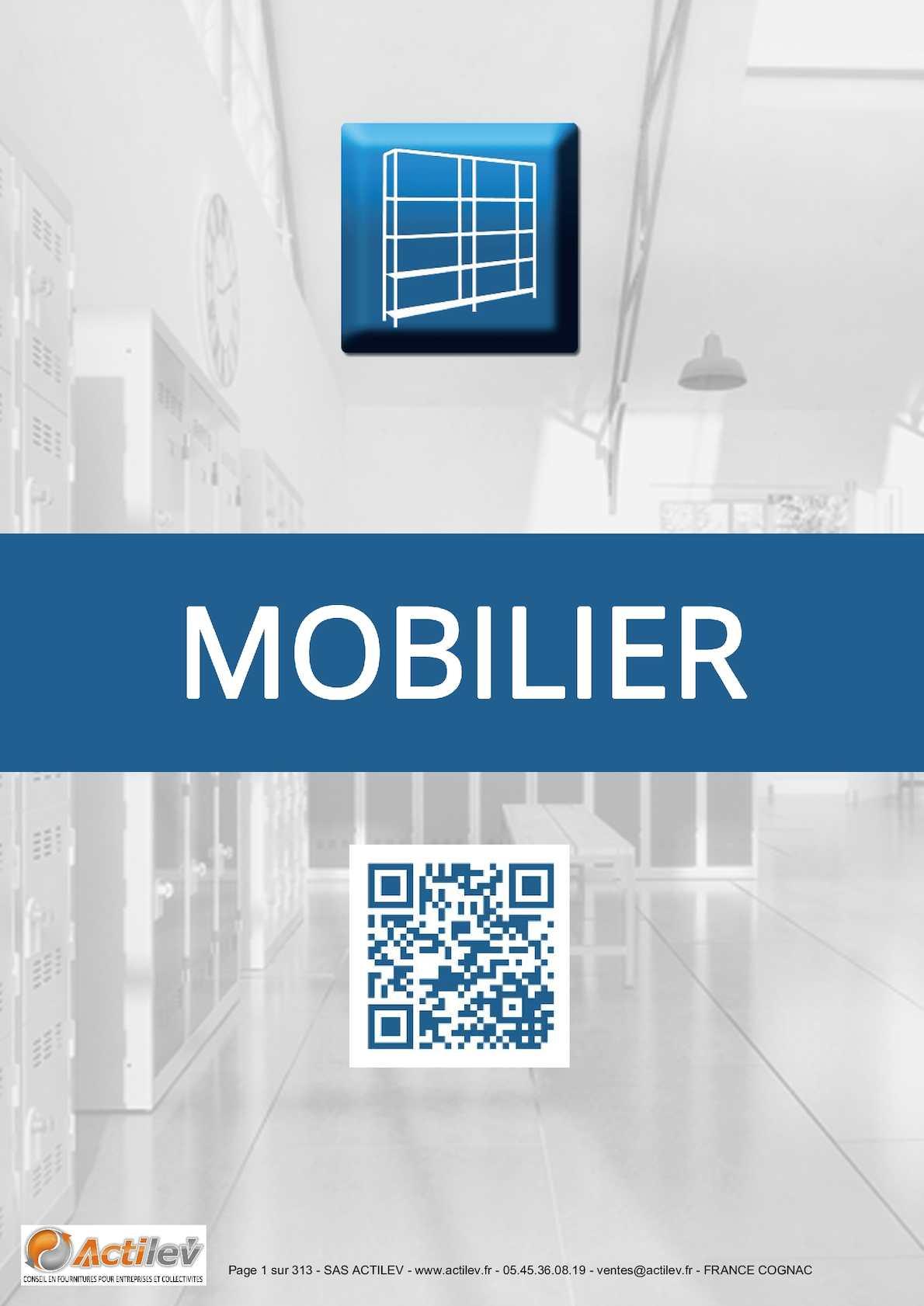 Calaméo Catalogue Mobilier Actilev