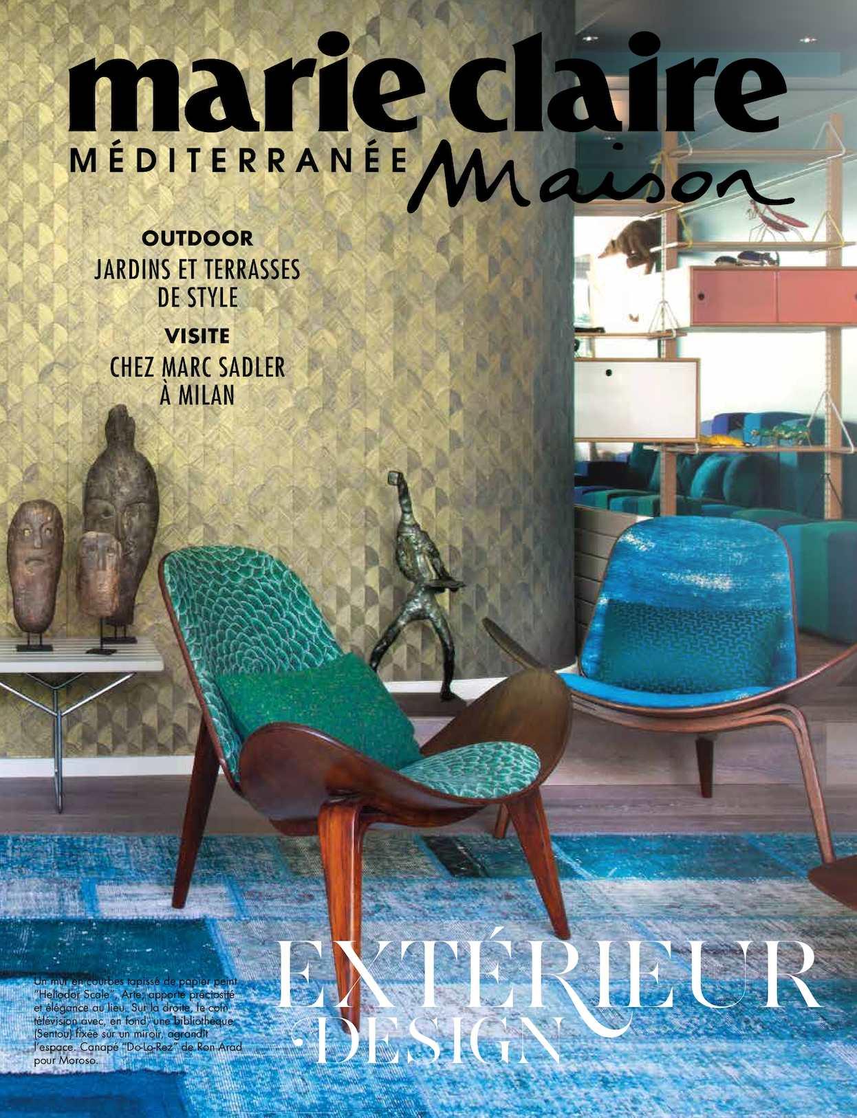 Marie Claire Maison Jardin Recup calaméo - n°485 marie claire maison mai/juin 2016