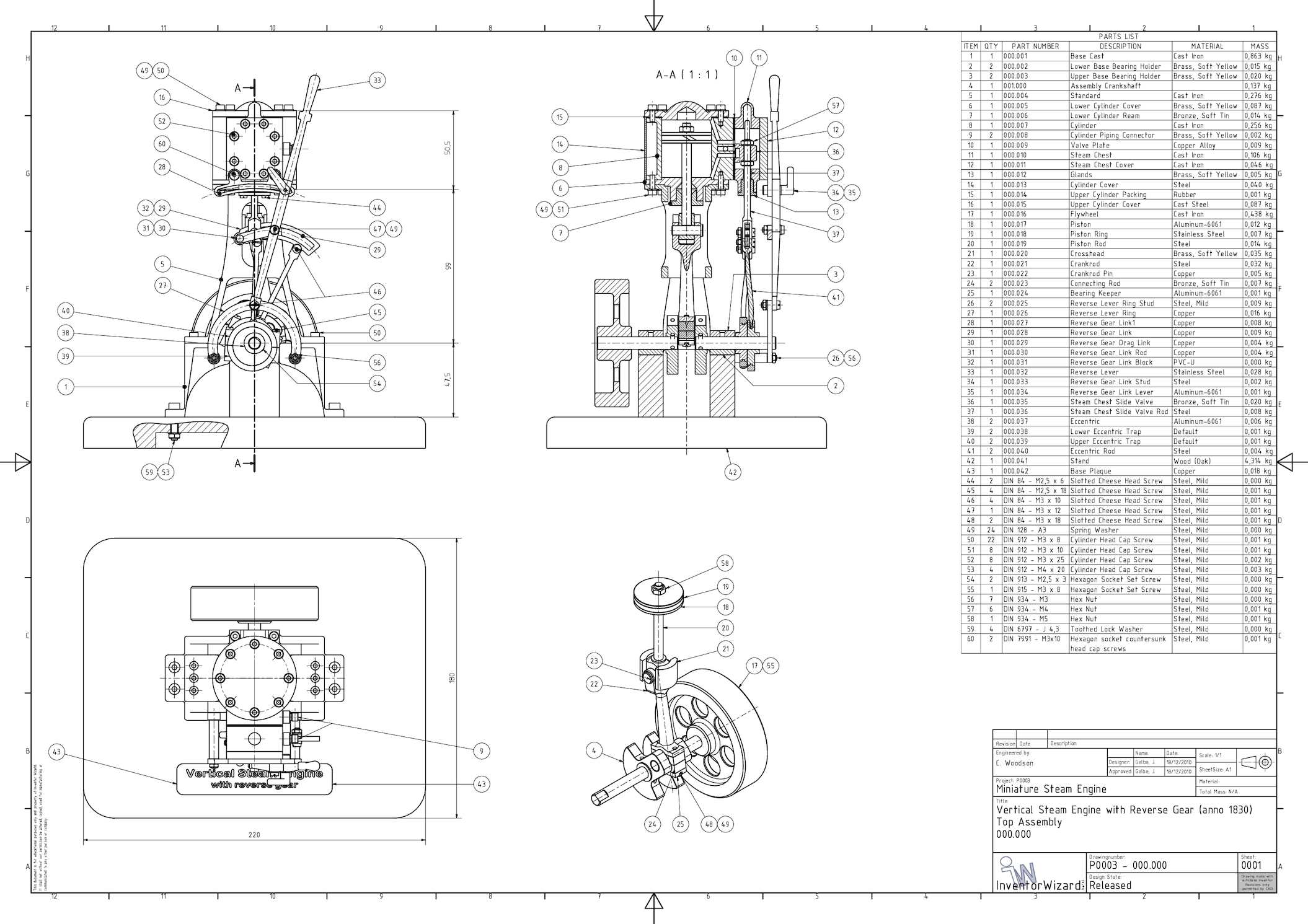 Calameo Vertical Steam Engine With Reverse Gear Completo Pdf
