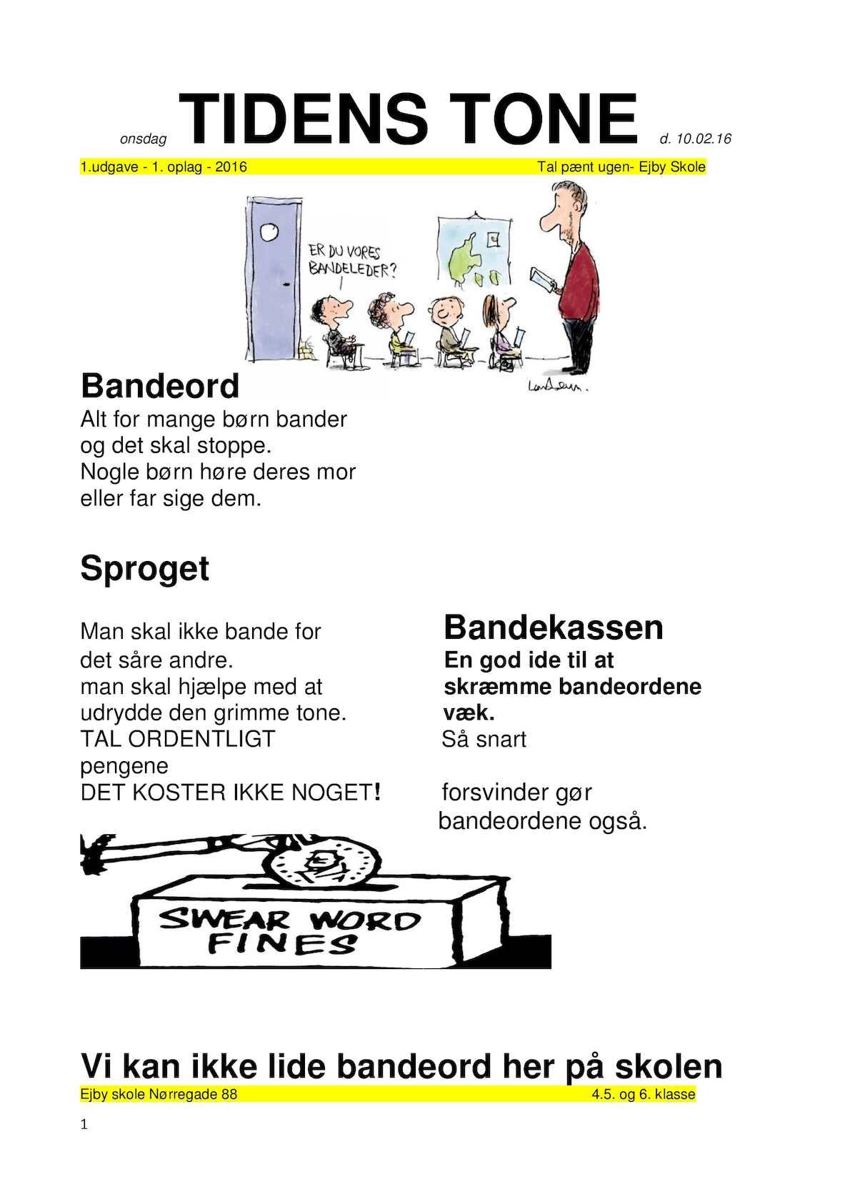 gamle danske bandeord