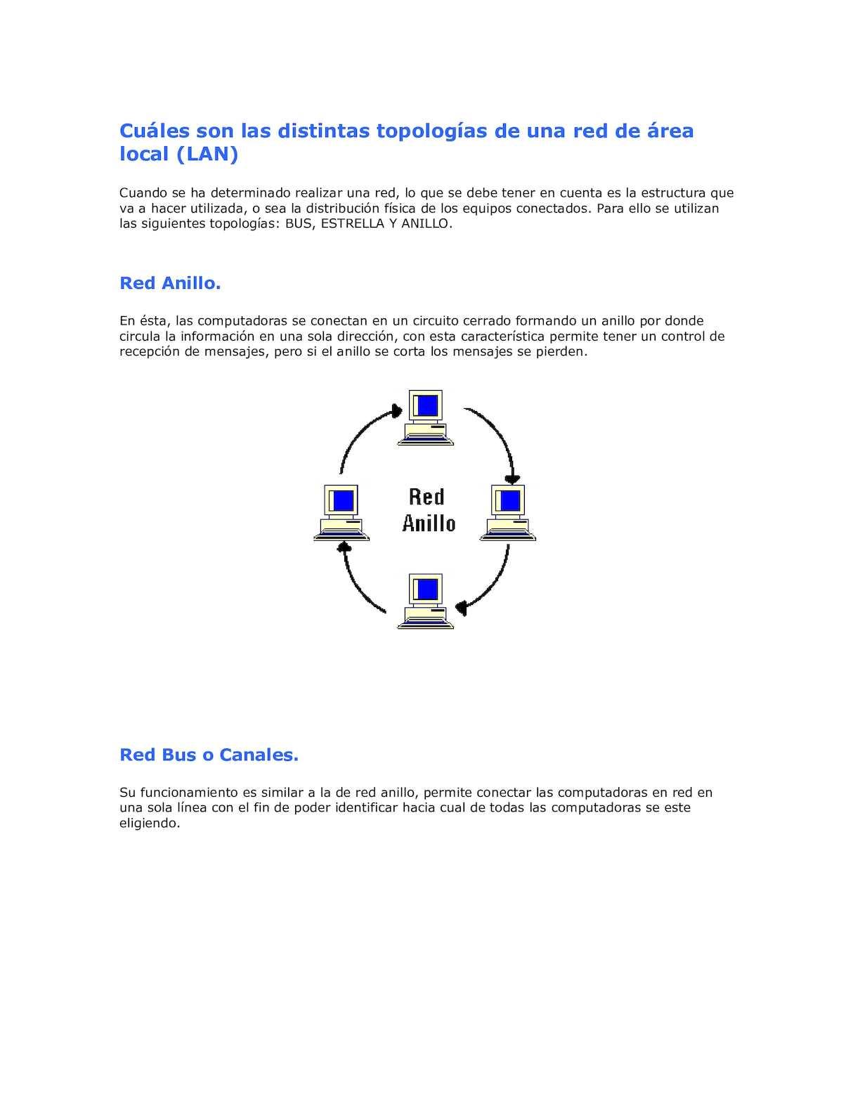 Calaméo Clasificación De Las Redes