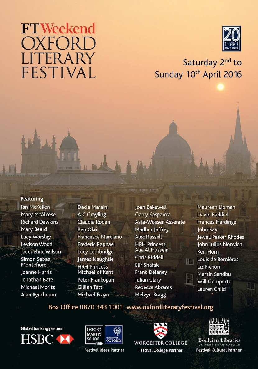 Calaméo - FT Weekend Oxford Literary Festival 2016 Brochure