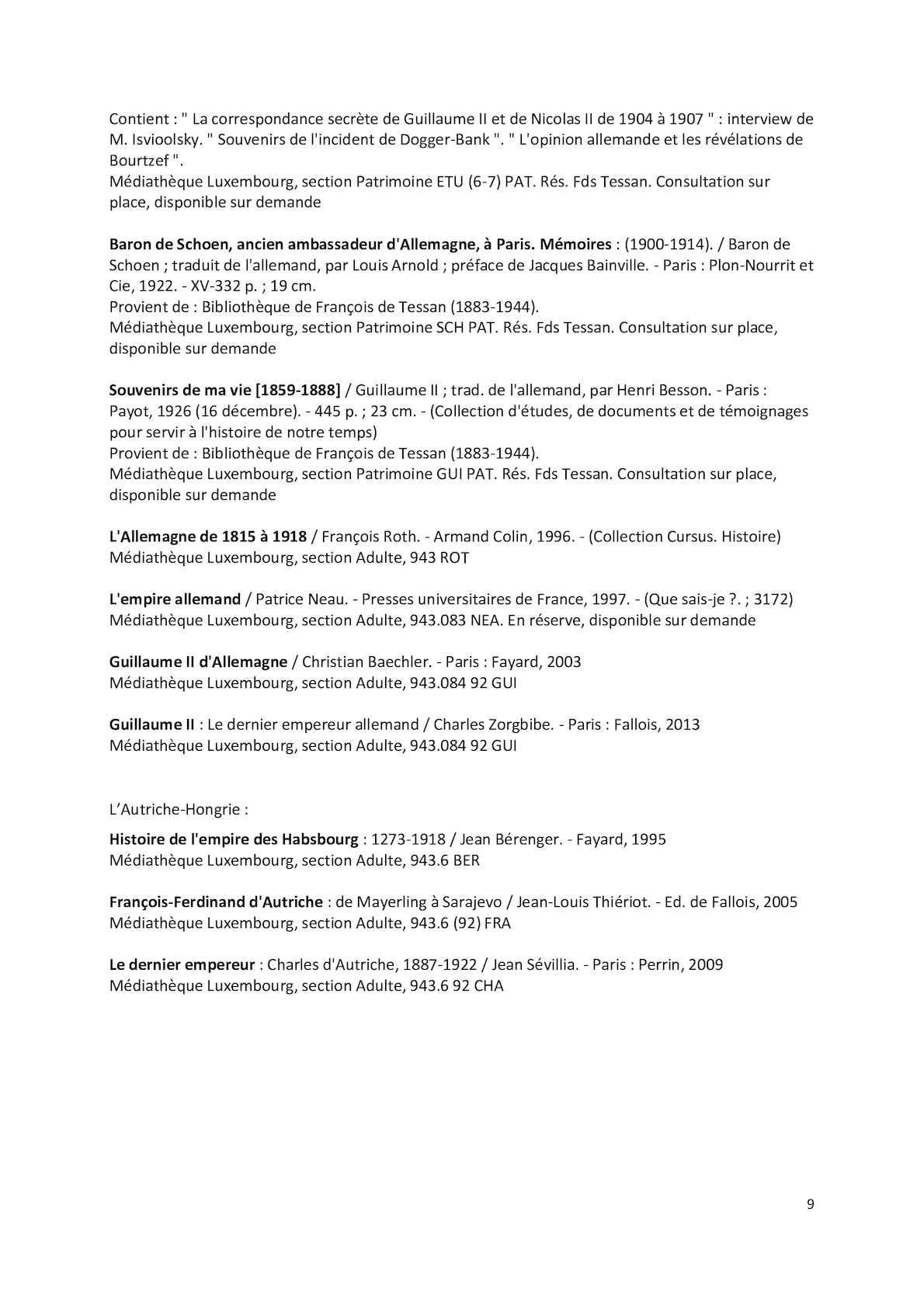 Bibliographie Grande Guerre - CALAMEO Downloader
