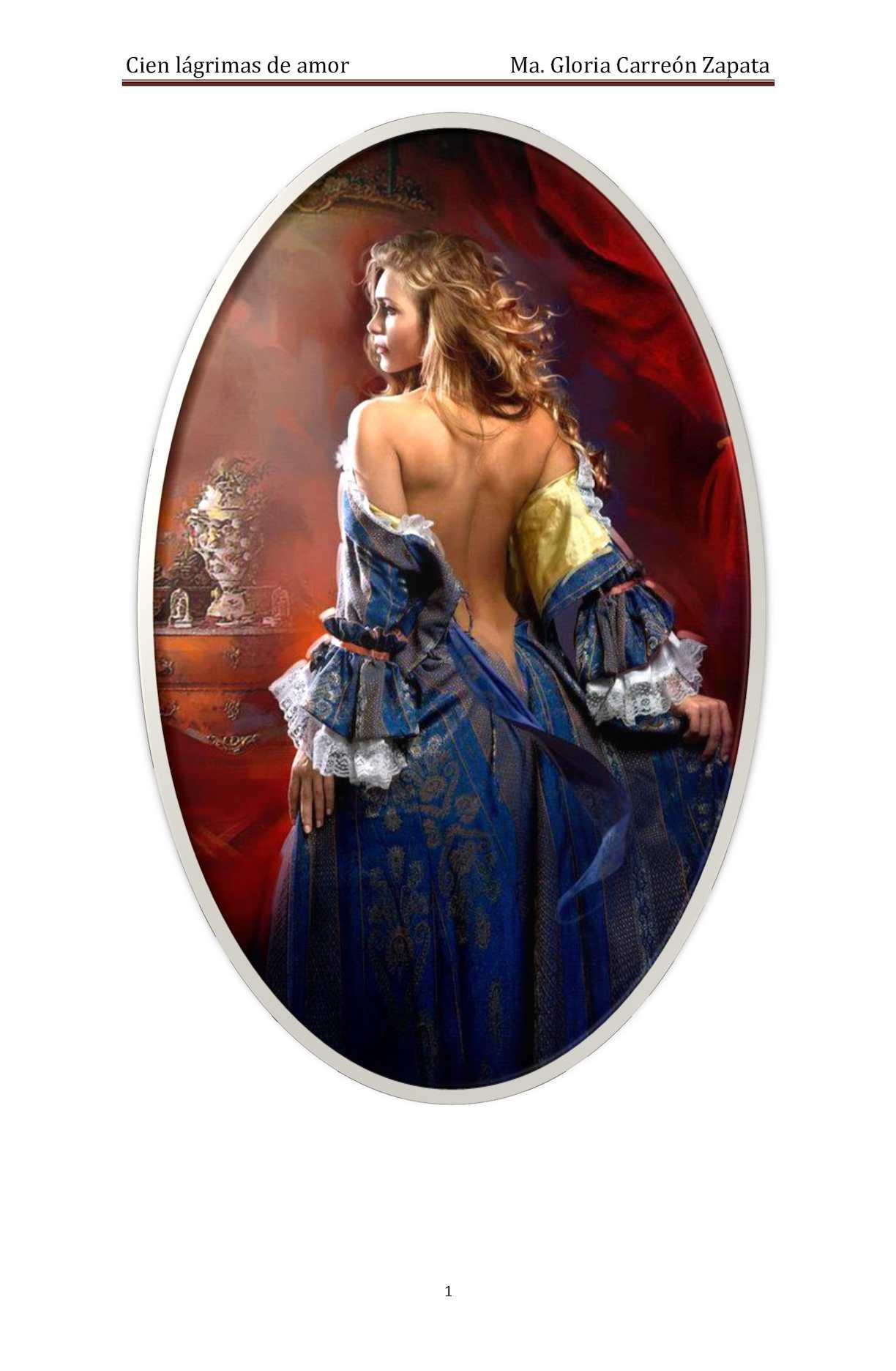 Calaméo - Cien Lágrimas De Amor Ma Gloria Carreon Zapata (1) 1b910b437c9