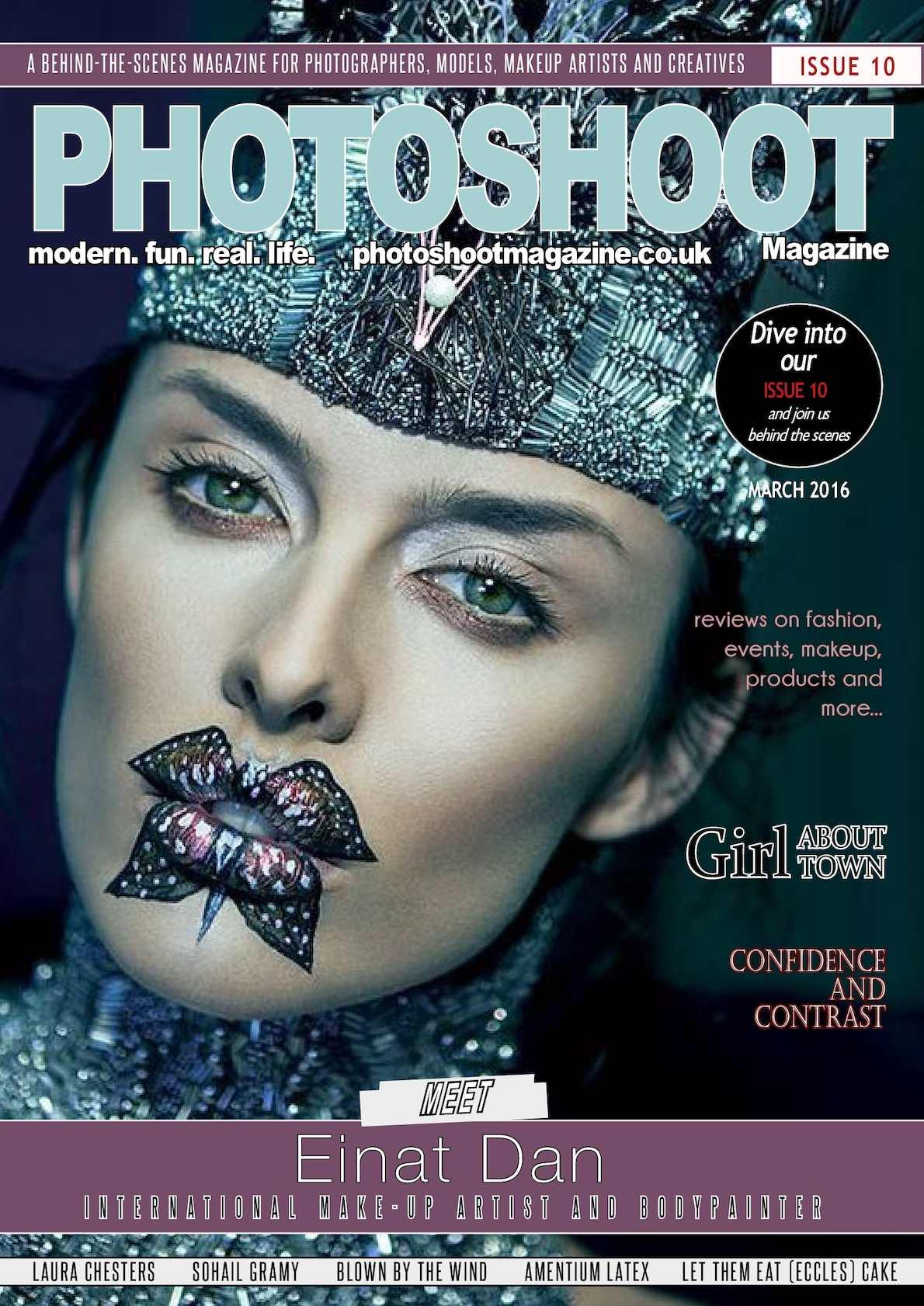 PHOTOSHOOT Magazine