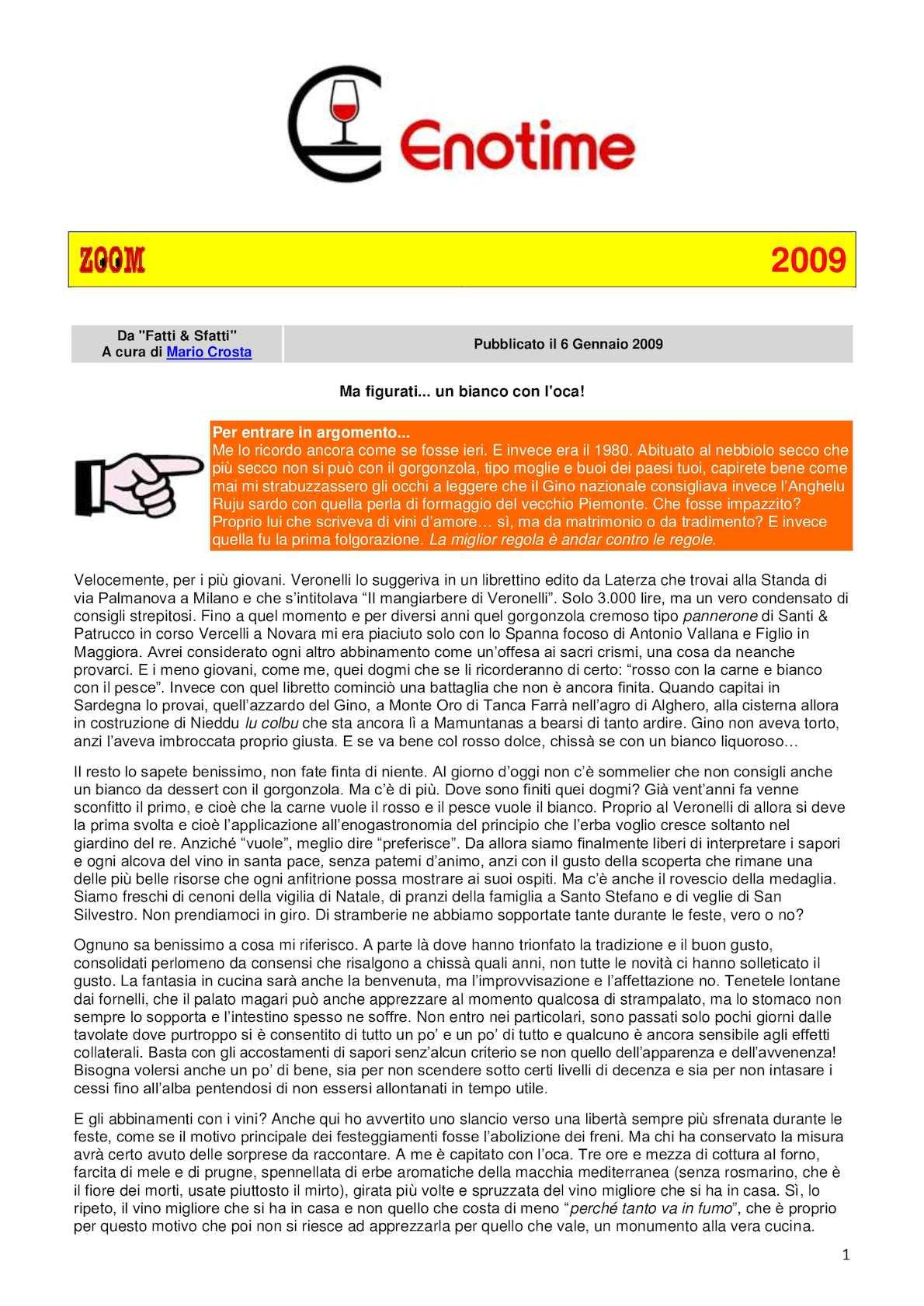 Calaméo - Archivio Enotime 2009 683f1bc7476a