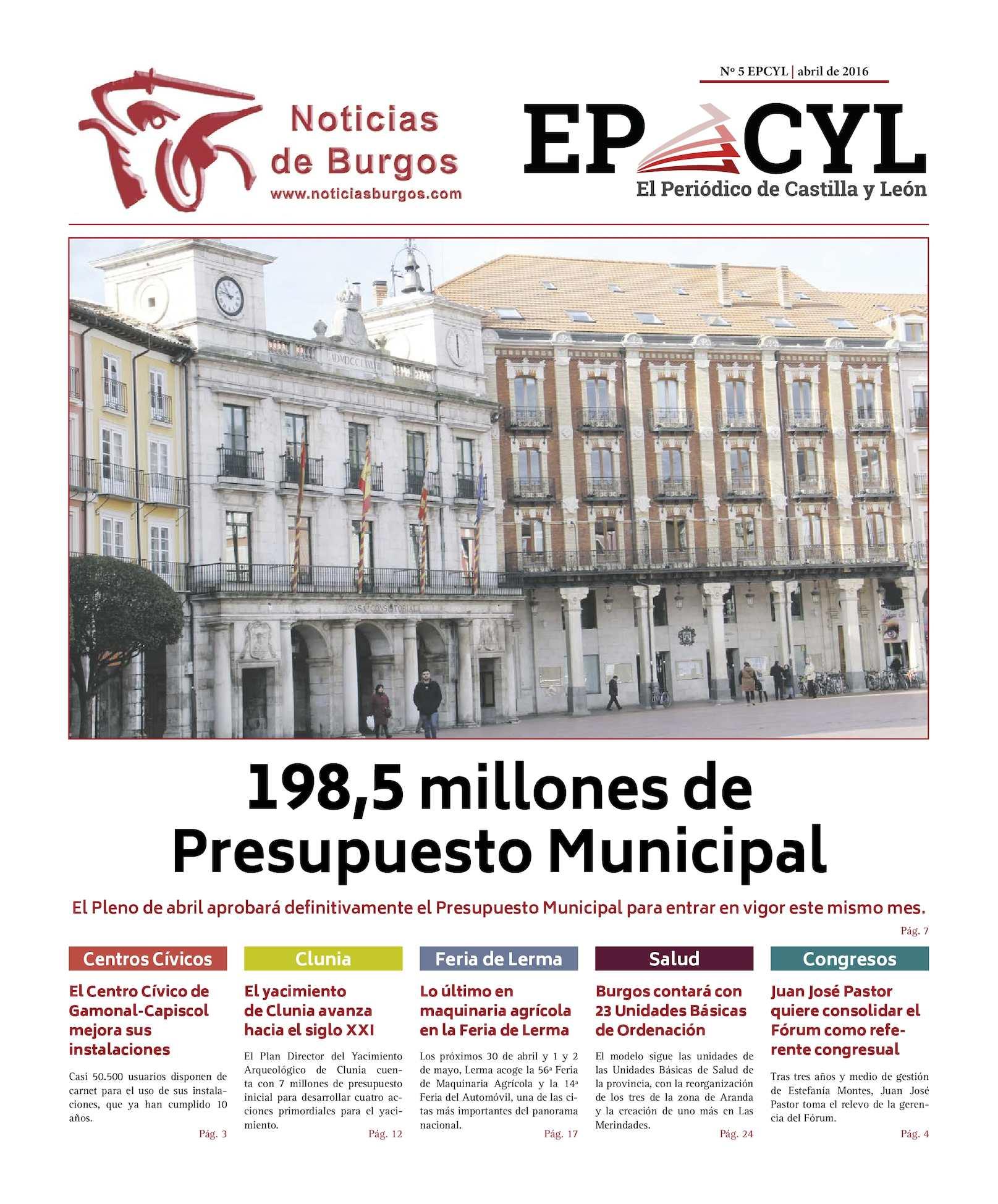 35712d303301 Calaméo - N5 - Noticias de Burgos   Aquí en Burgos - EPCYL
