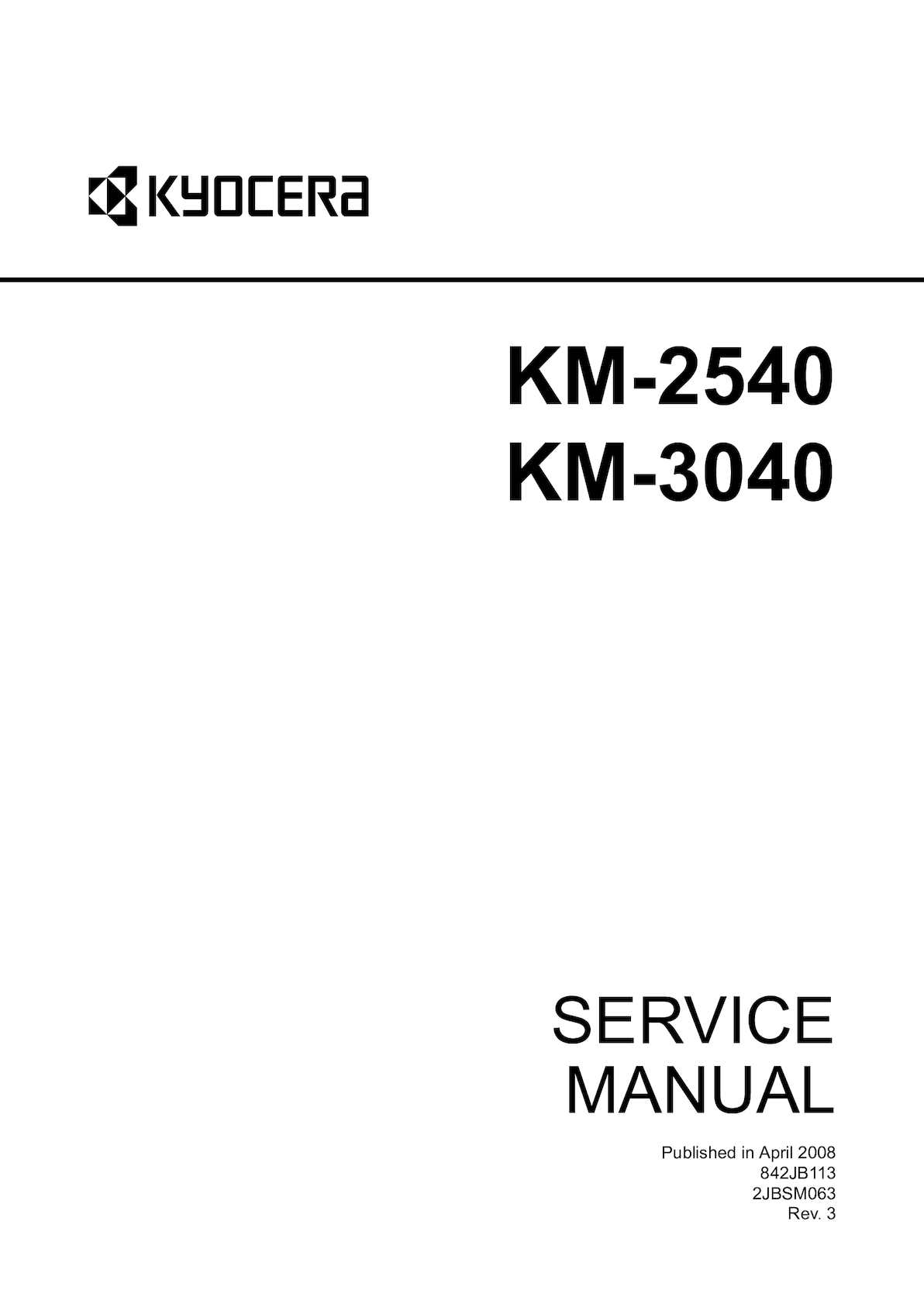 Appendere 33 Giri calaméo - km 2540 3040 sm rev3