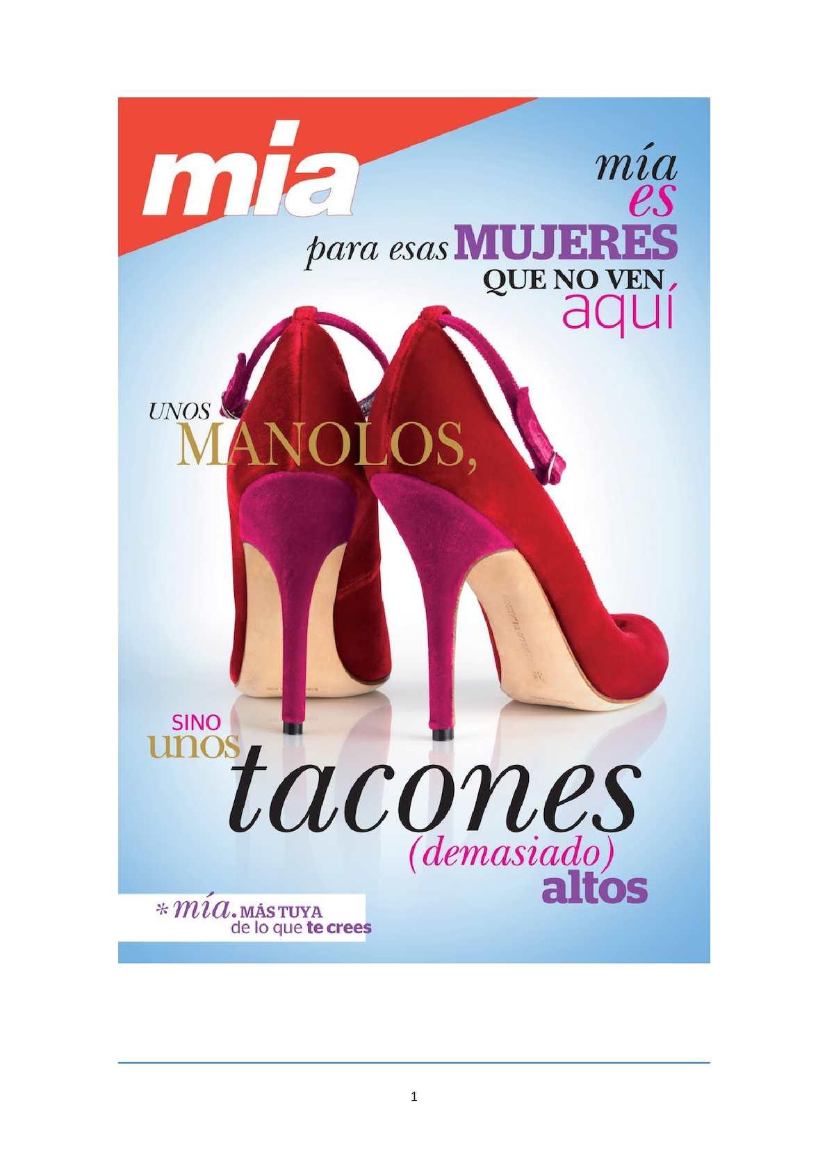 f050b6c3f0 Calaméo - La Historia De Los Zapatos Con Tacones