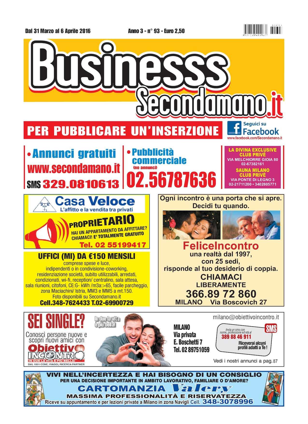 check out 957b8 17960 Calaméo - SECONDAMANO N° 93