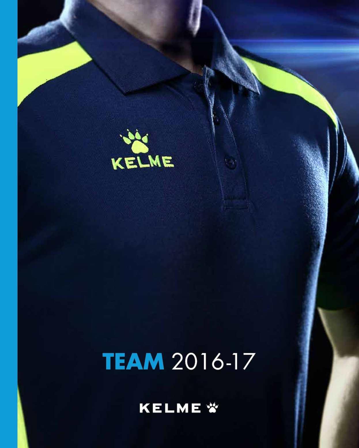 Calaméo - Catalogo Kelme Team 2016-2017 446828b0176