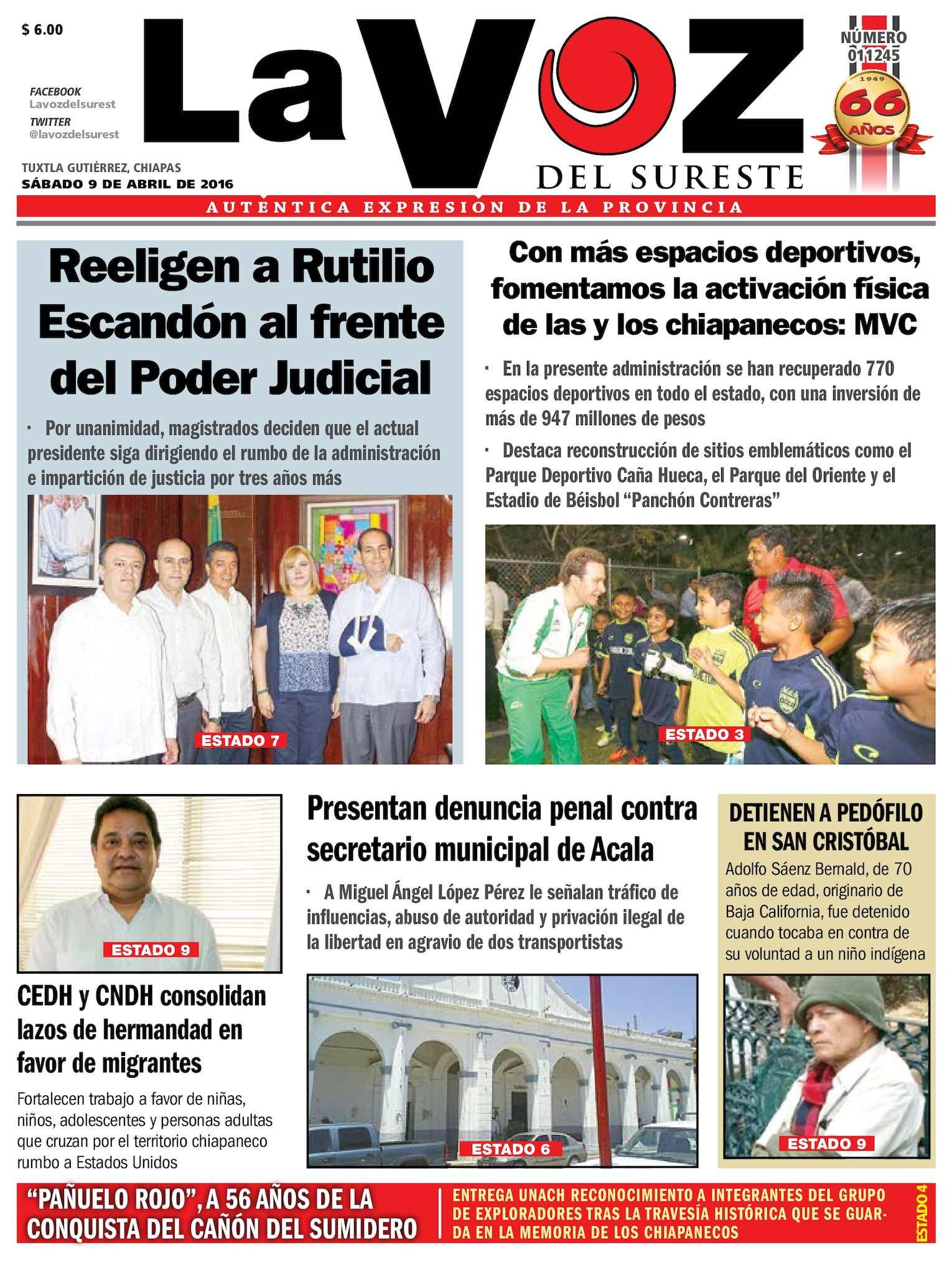 Calaméo Sureste Del Voz La Diario vN8nO0wm