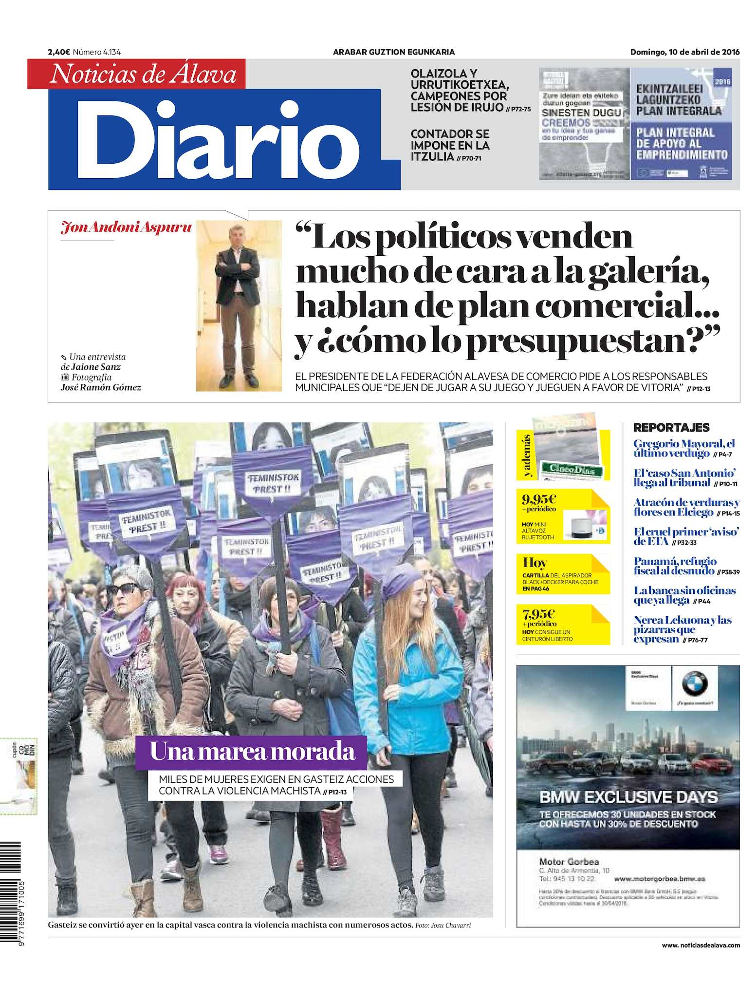 Calaméo - Diario de Noticias de Álava 20160410 97ce786d0b5c