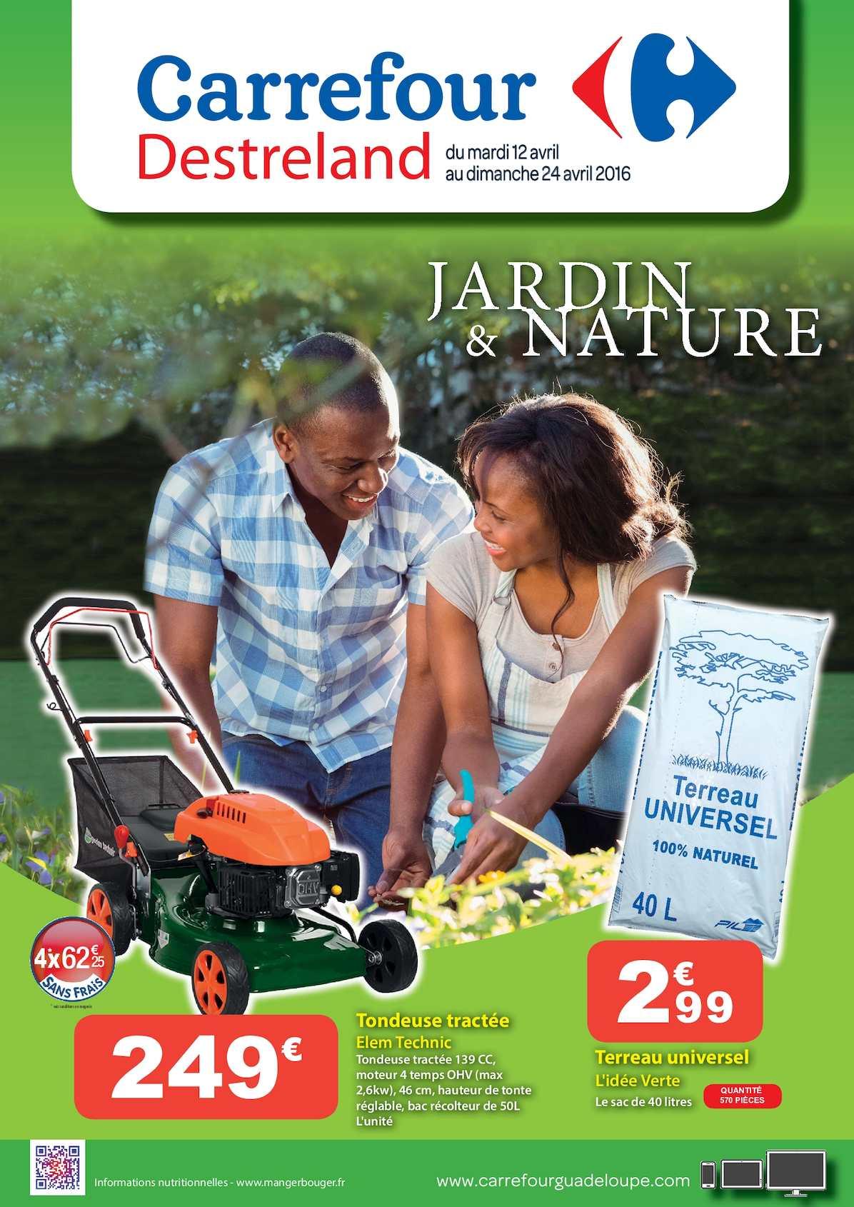 Calaméo - Carrefour Catalogue Jardin & Nature