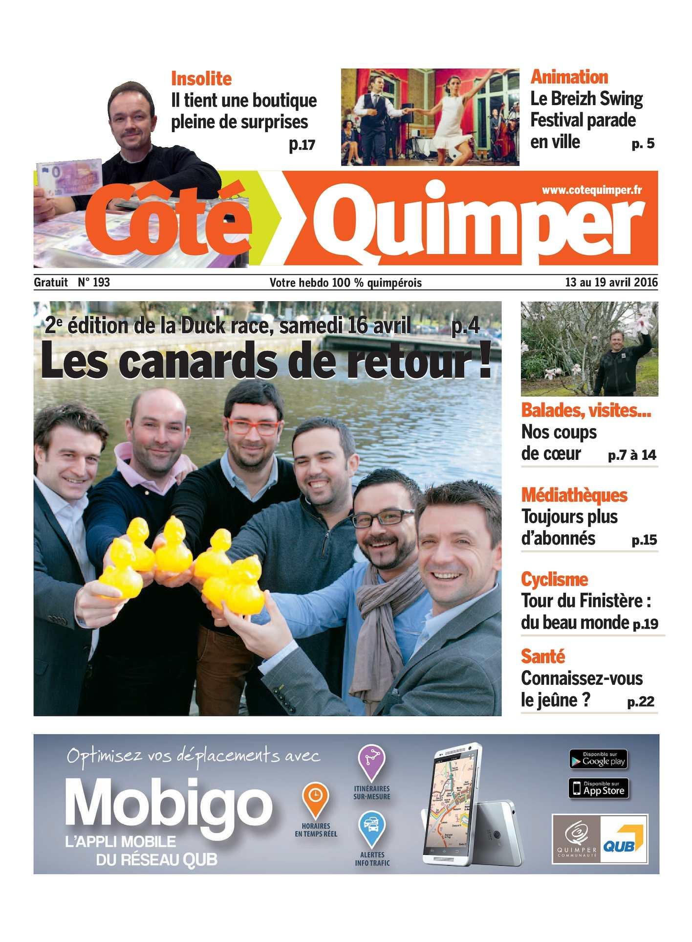 Calameo Cote Quimper N 193