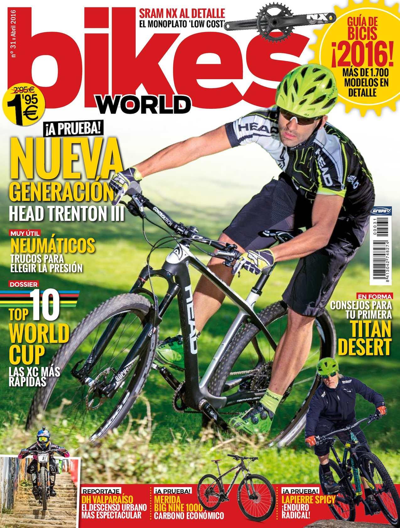 7036d959faf Calaméo - Bikes World Abril 2016