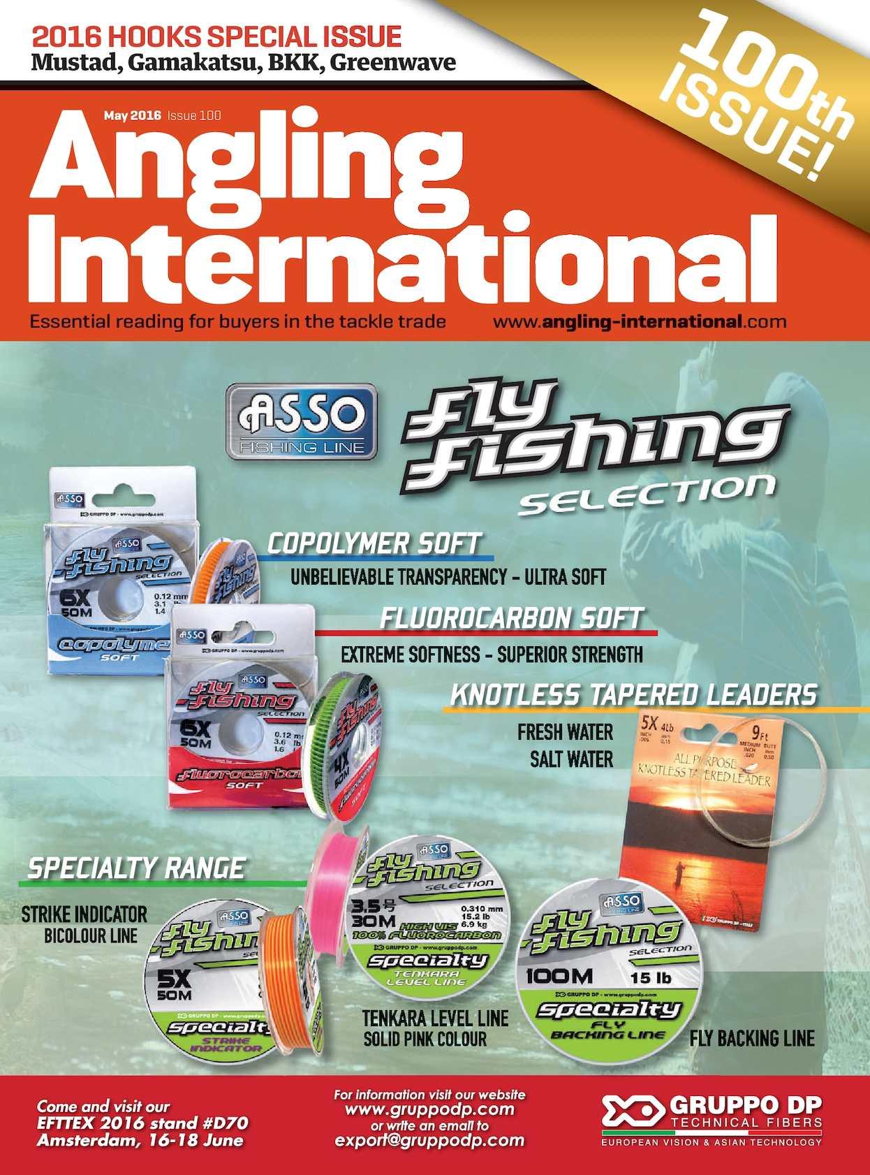 d3c0eba37fe Calaméo - Angling International - May 2016