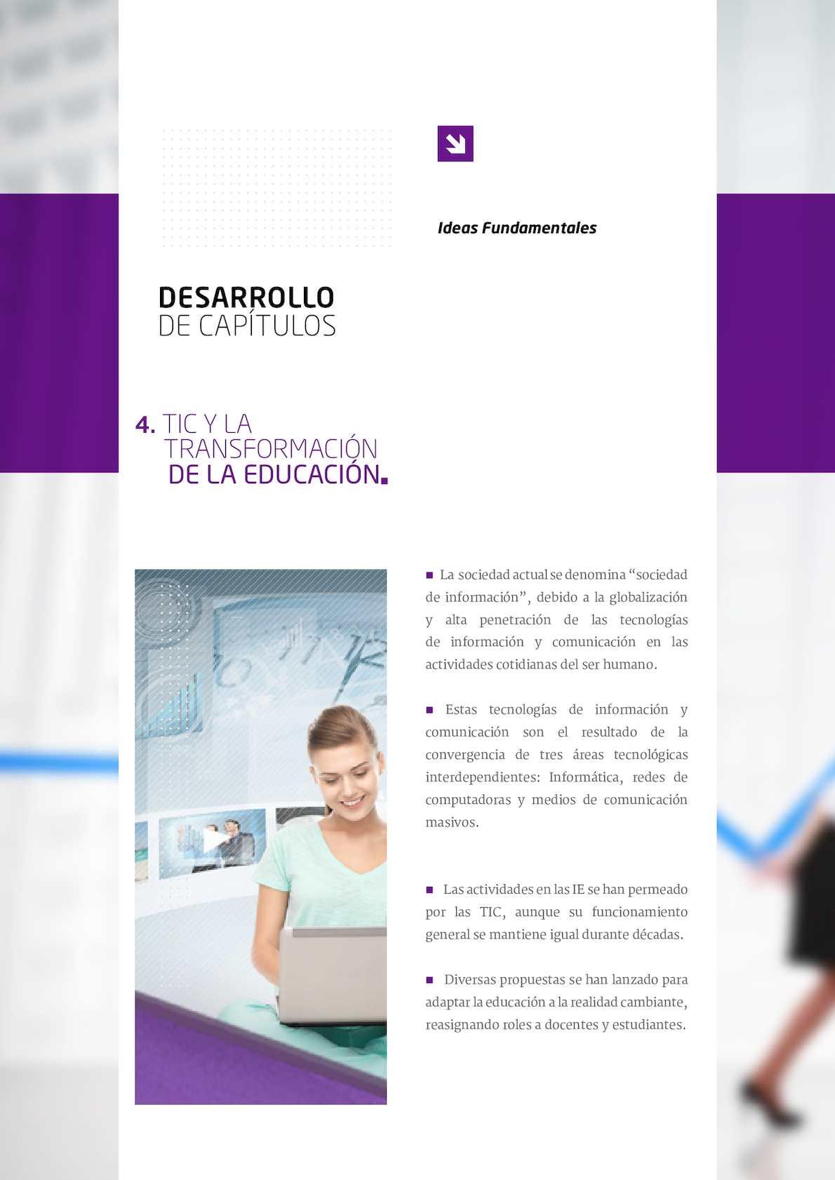 Capitulo Completo Las Tic Y La Transformacion De La Educacion
