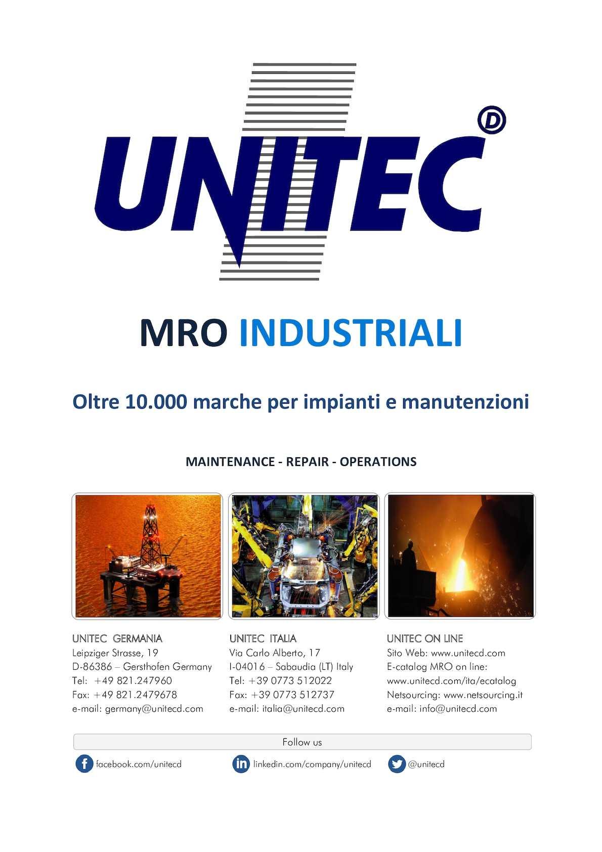 Calaméo - Spareparts MRO Catalog (Italiano)