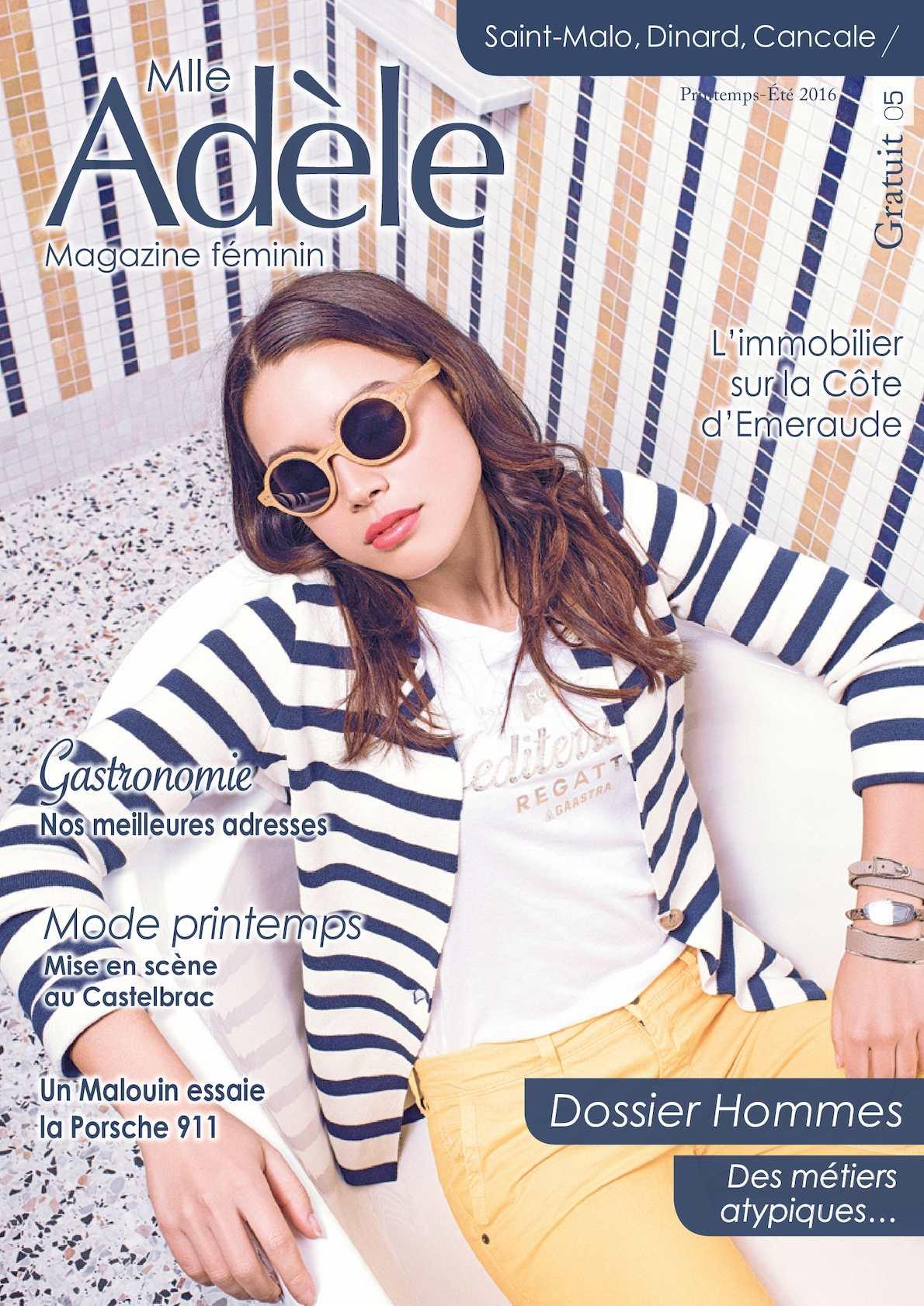 Calaméo - Magazine Mlle Adèle 5 Côte 1032d424607