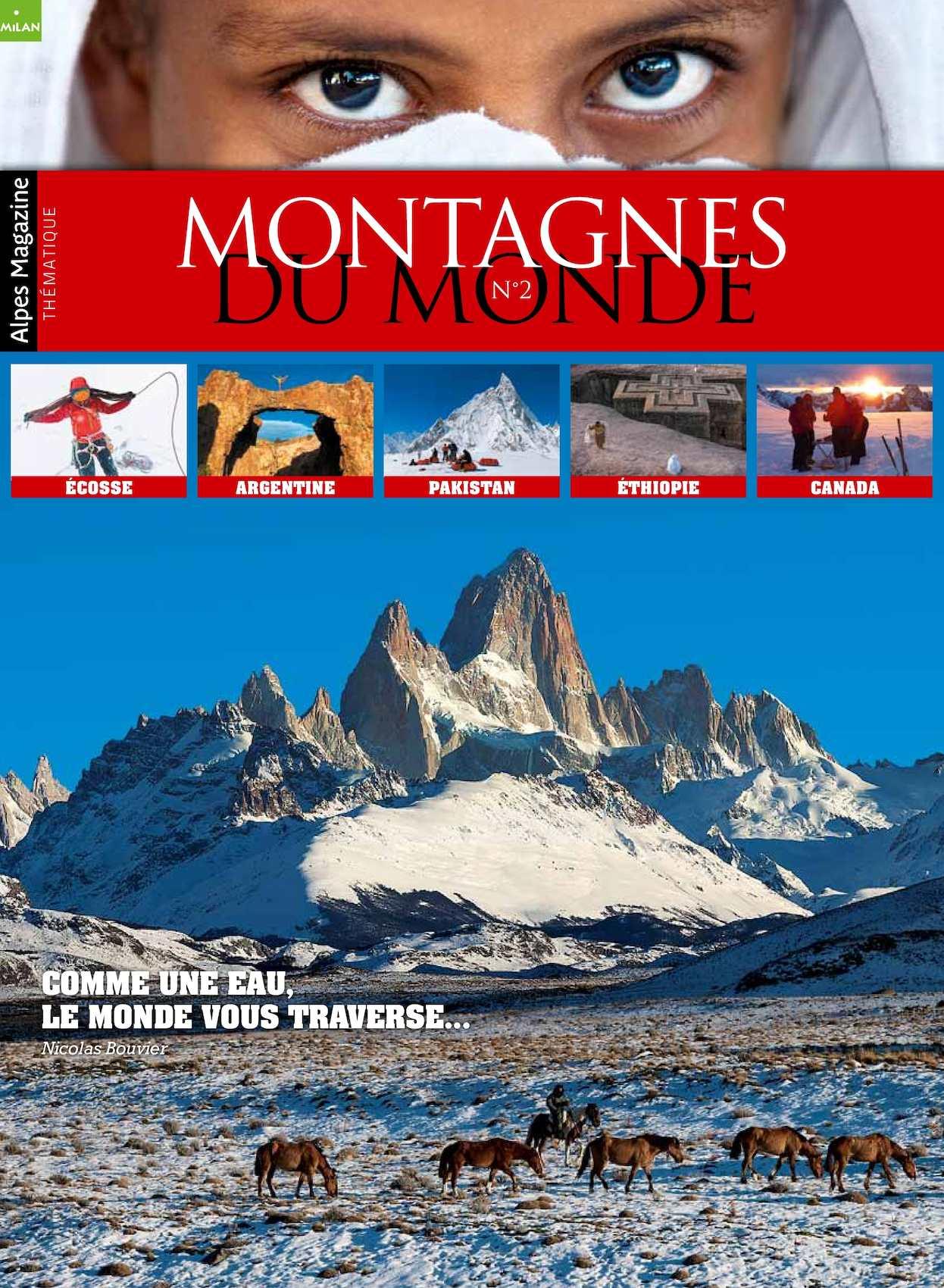 N°2 Calaméo Calaméo Montagnes Du Monde m0wOnyvN8