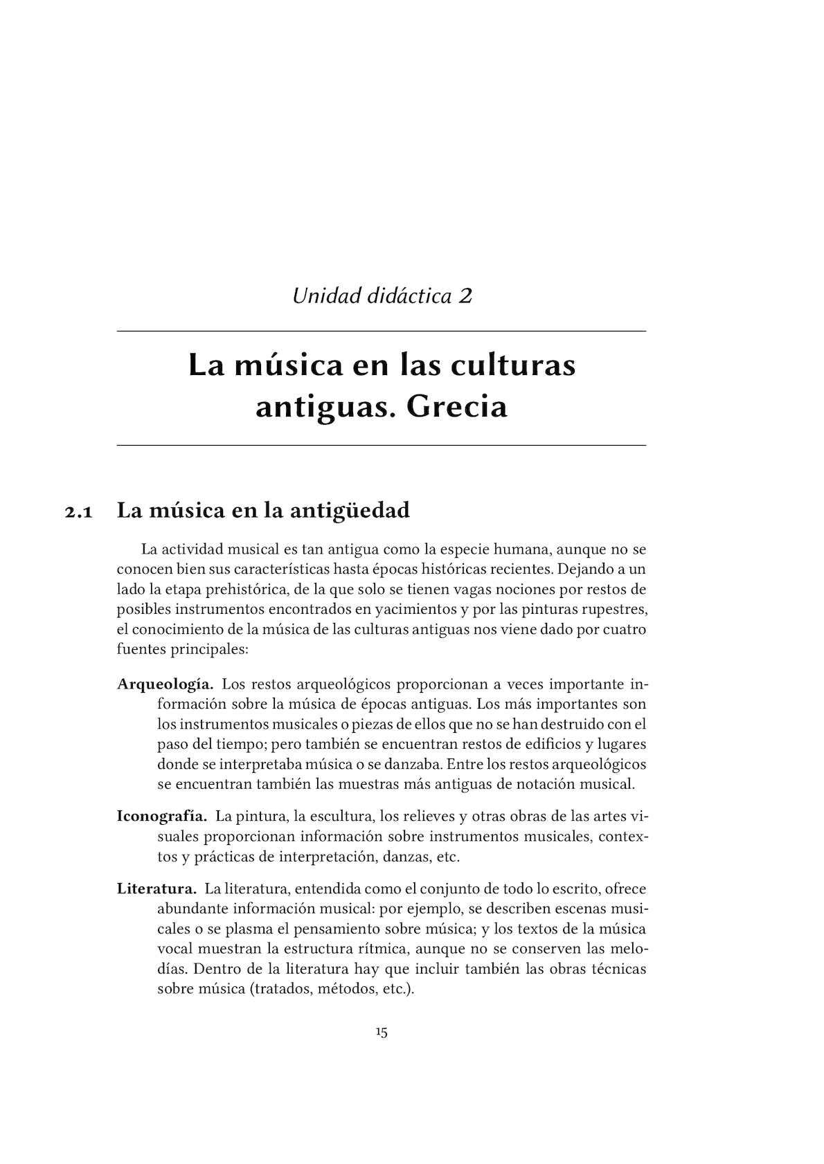 Historia De La Musica Calameo Downloader