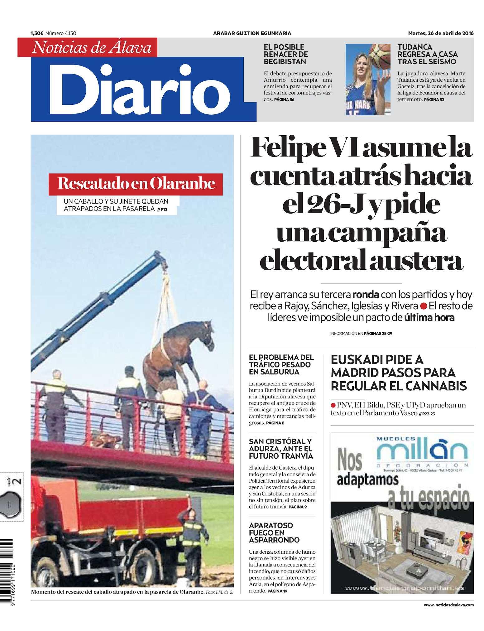 release date 86b1f 1cd60 Calaméo - Diario de Noticias de Álava 20160426