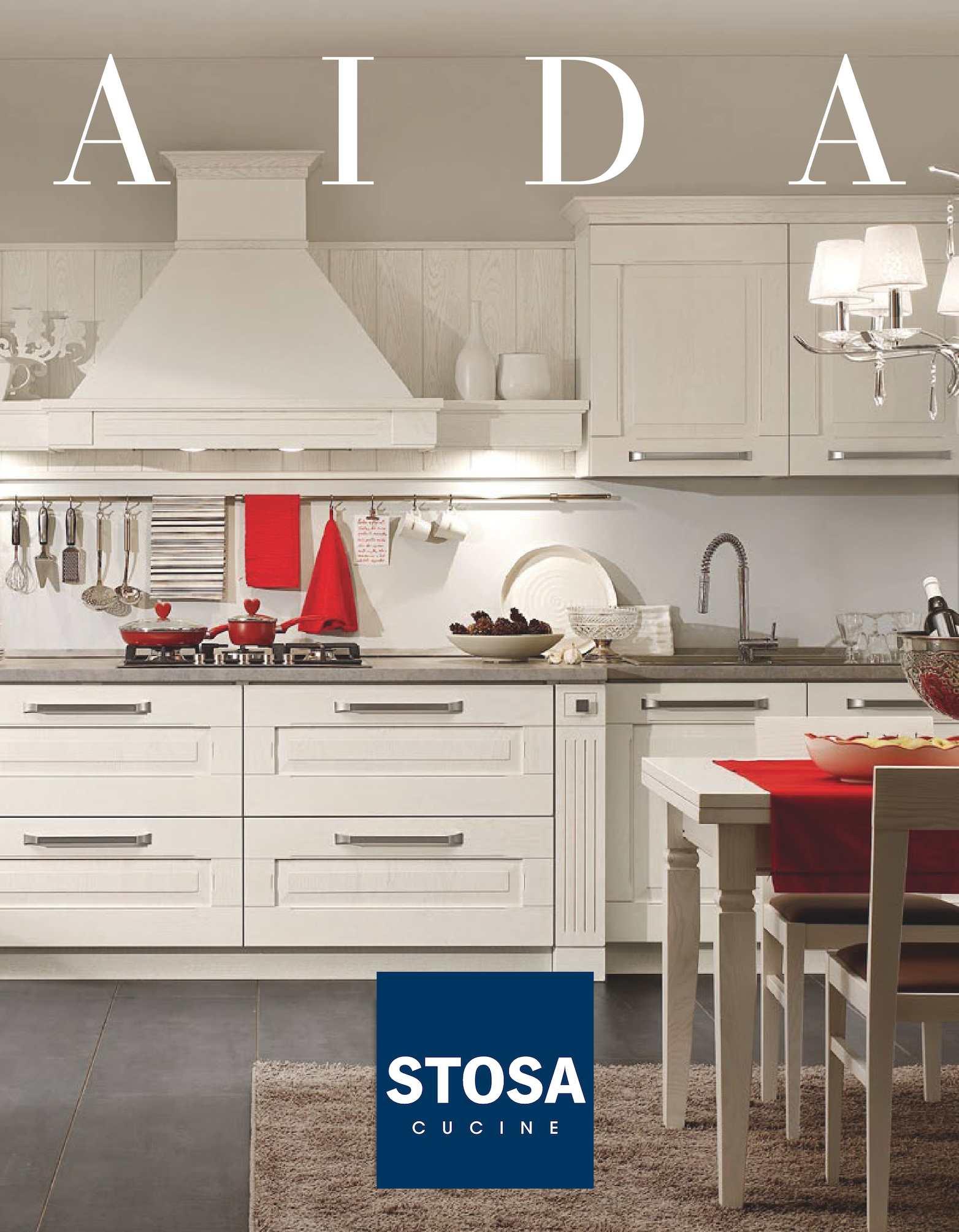 Calaméo - Stosa Cucine | Cucine Classiche | Aida