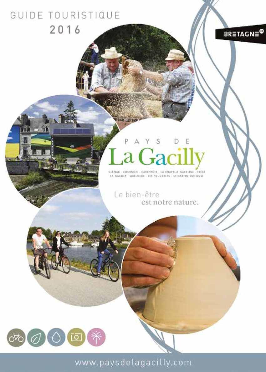 Sophie Pinard La Gacilly calaméo - guide touristique 2016