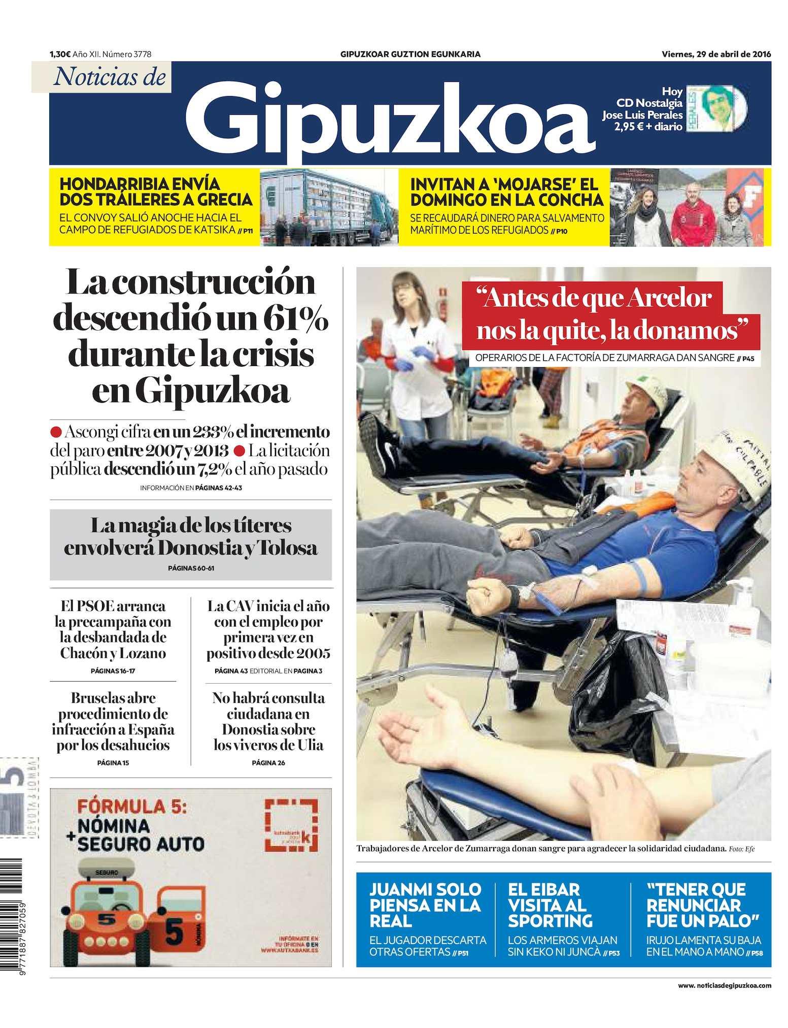 Calaméo Gipuzkoa Calaméo 20160429 Gipuzkoa Noticias De Noticias De ARjL45