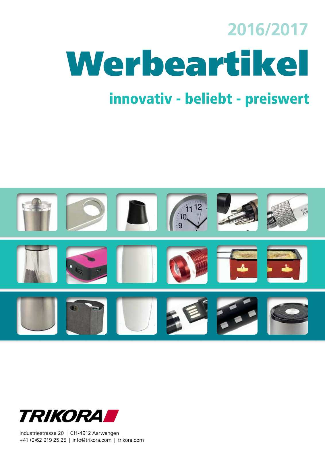 Calaméo Werbeartikel Katalog 2016 2017 Mit Richtpreisen