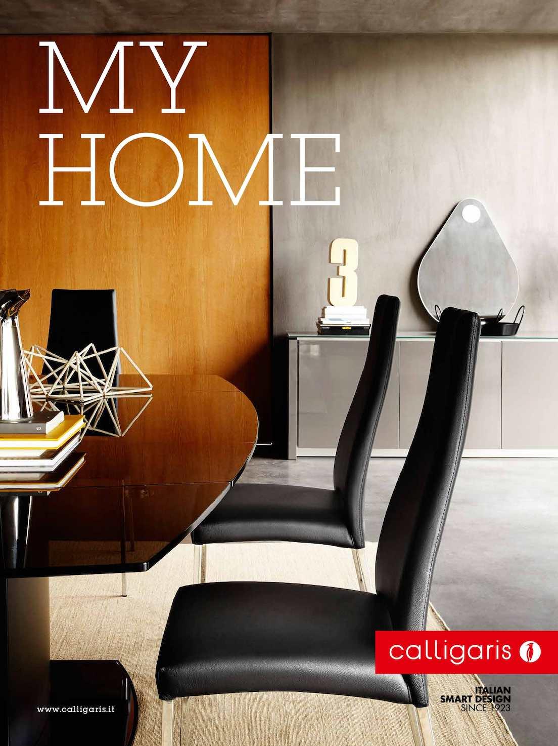 Tavolino Shell Calligaris.Calameo Calligaris My Home