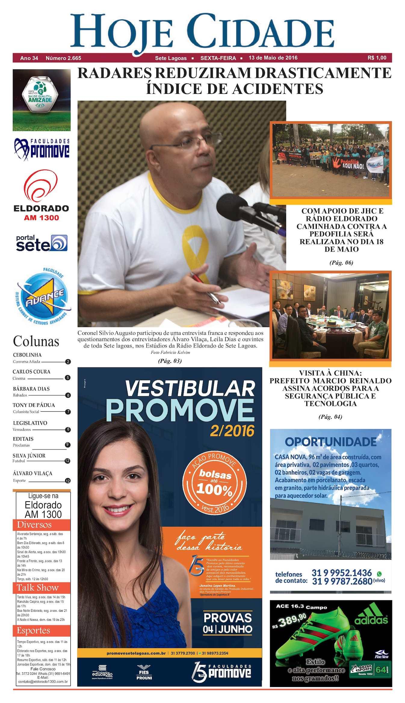 Calaméo - Jornal Hoje Cidade 13 05 2016 4e0ff4656d42c